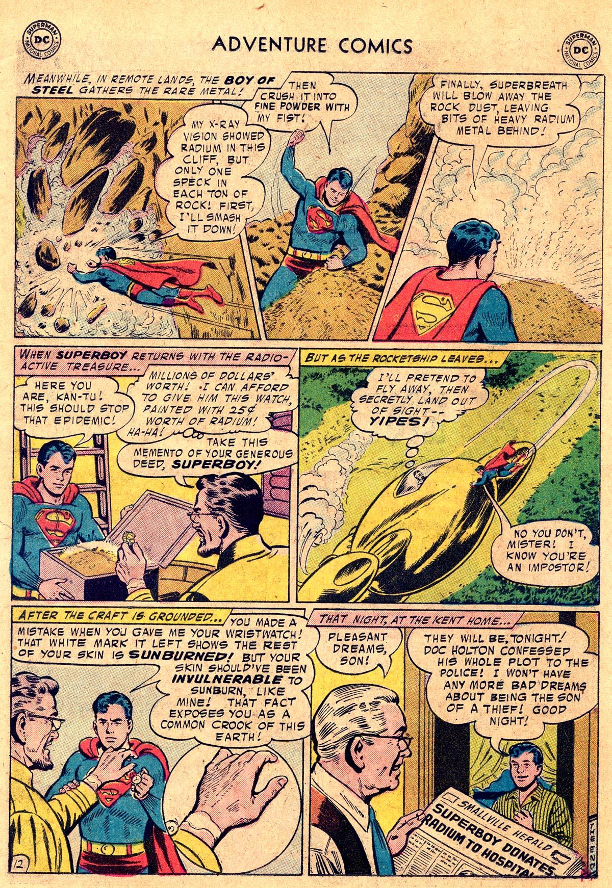 Read online Adventure Comics (1938) comic -  Issue #238 - 14