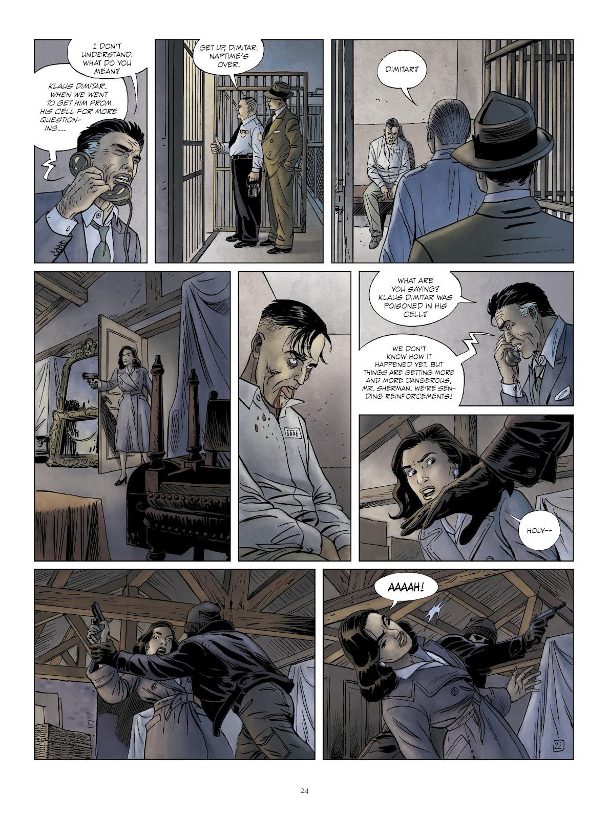 Read online Sherman comic -  Issue #6 - 24