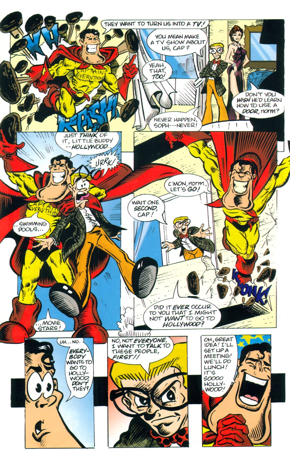 Read online Normalman 20th Anniversary Special comic -  Issue # Full - 27