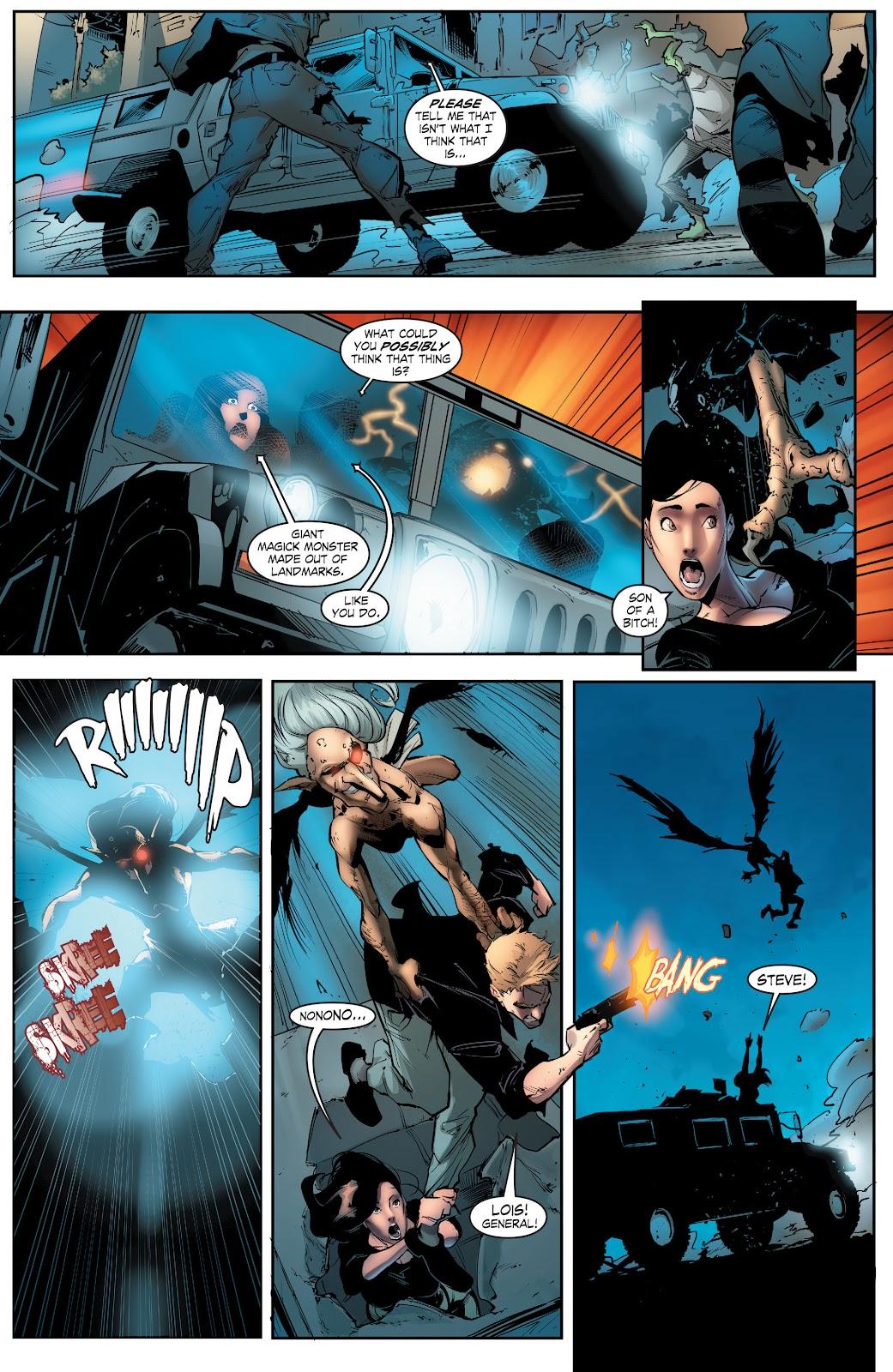 Read online Smallville Season 11 [II] comic -  Issue # TPB 5 - 112