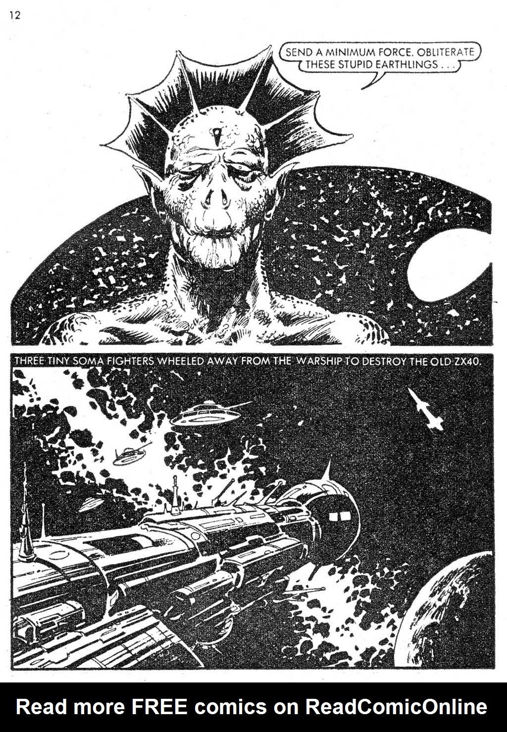 Starblazer issue 16 - Page 12