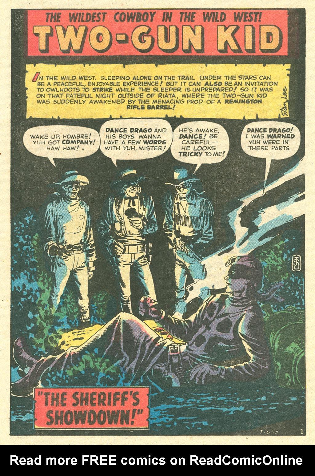 Read online Two-Gun Kid comic -  Issue #99 - 13