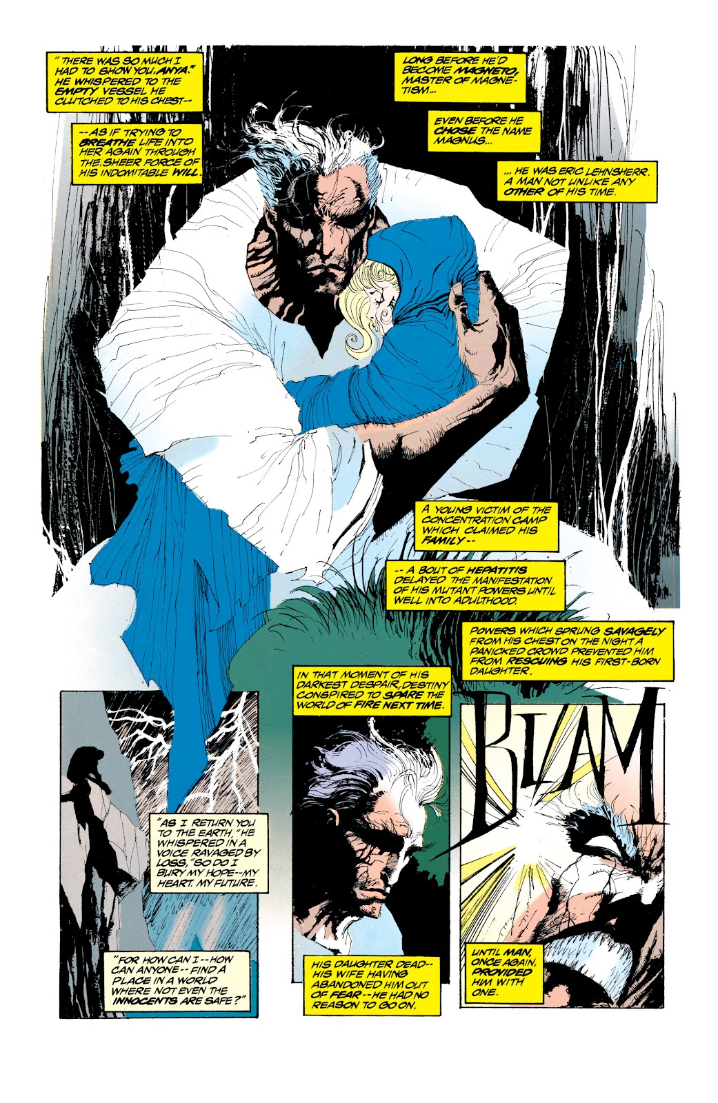 Uncanny X-Men (1963) issue 304 - Page 12