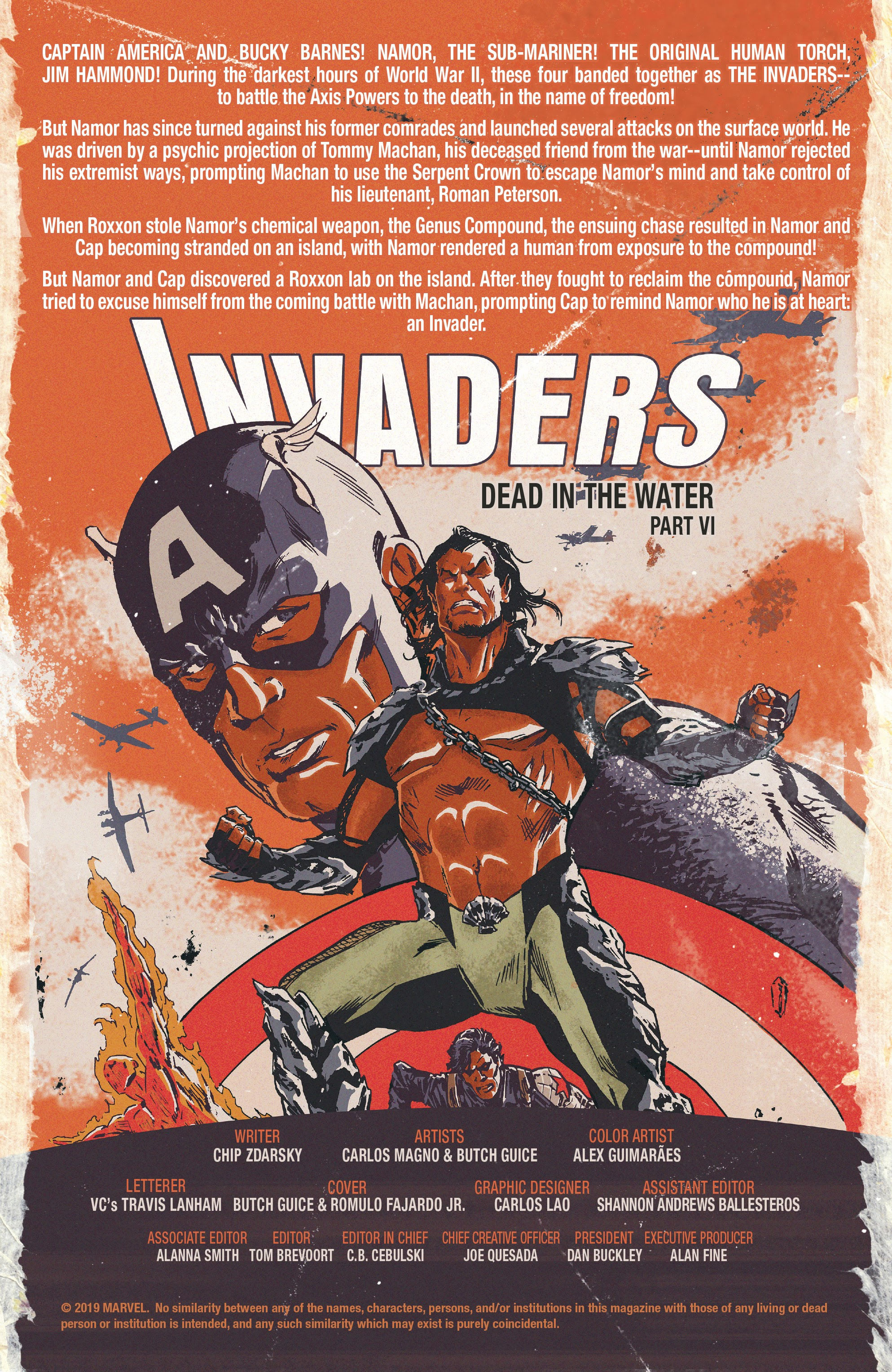 Invaders 12 Page 2