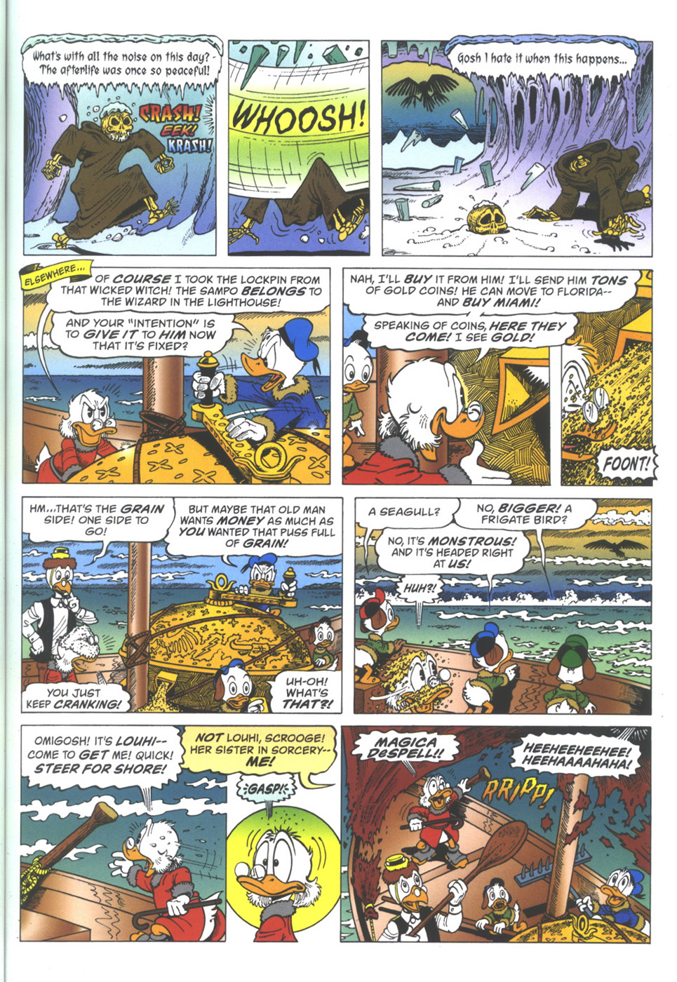 Read online Uncle Scrooge (1953) comic -  Issue #334 - 21