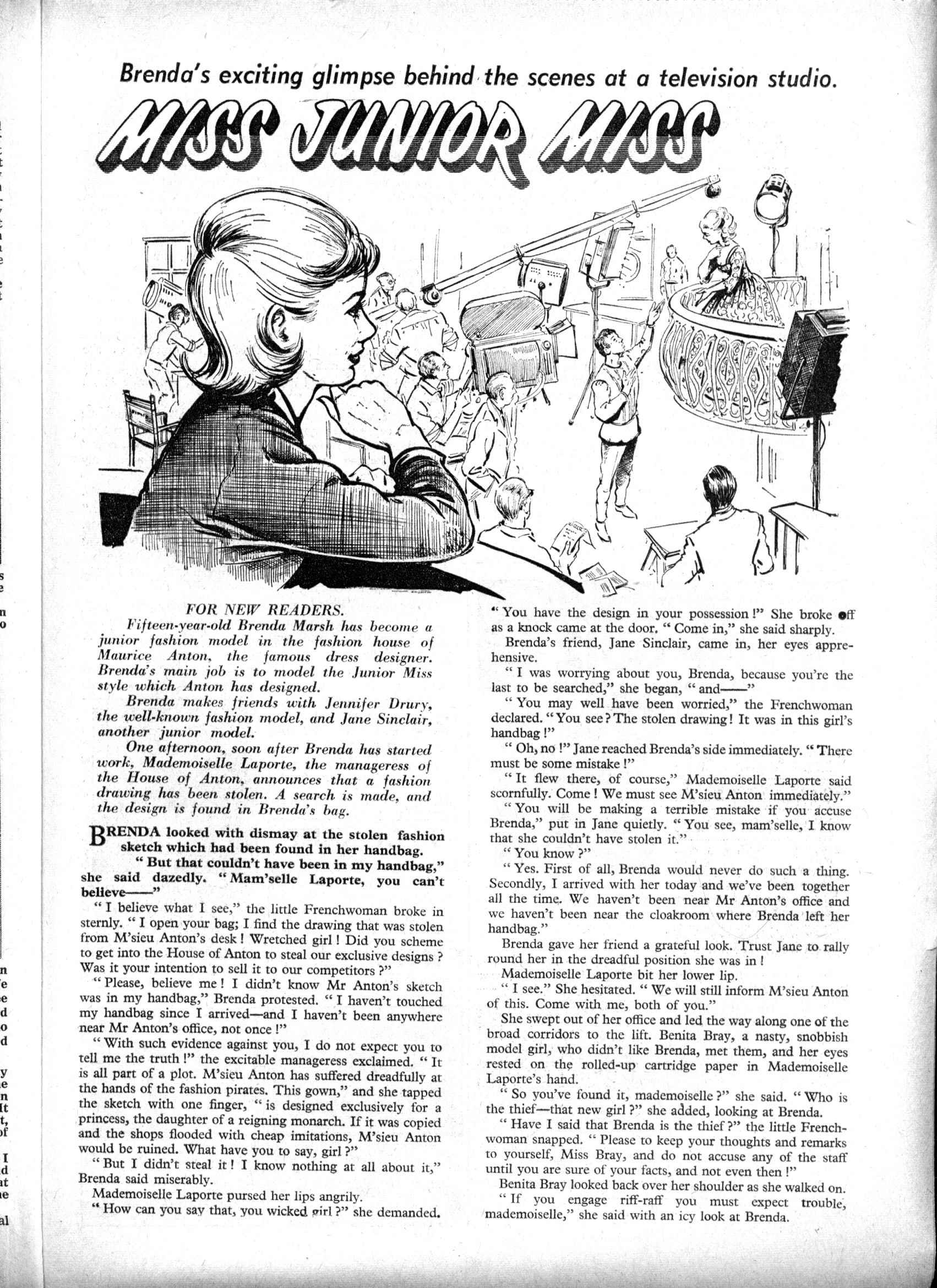 Read online Judy comic -  Issue #190 - 11