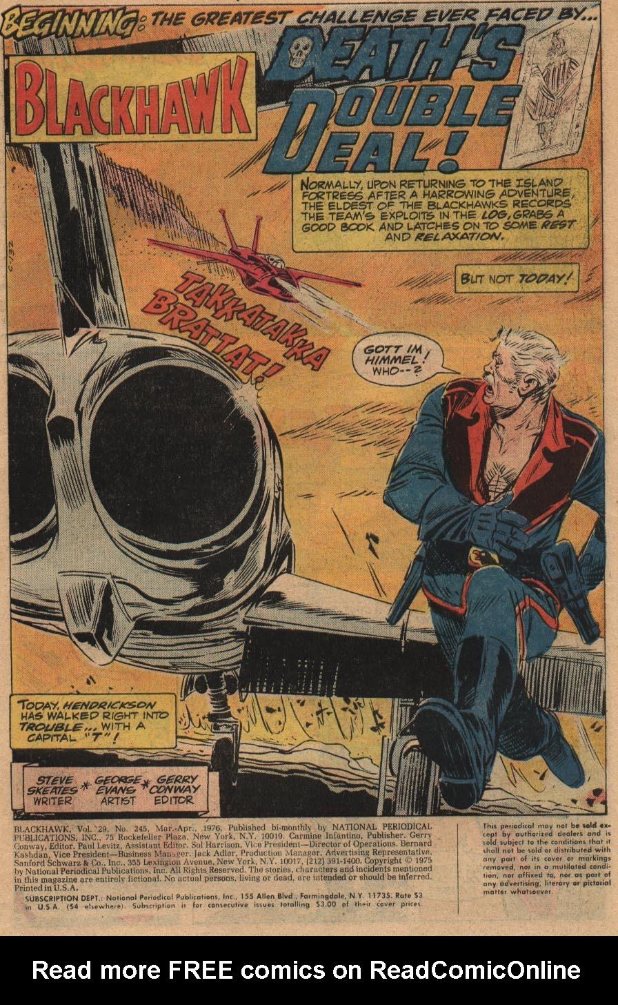 Blackhawk (1957) 245 Page 2