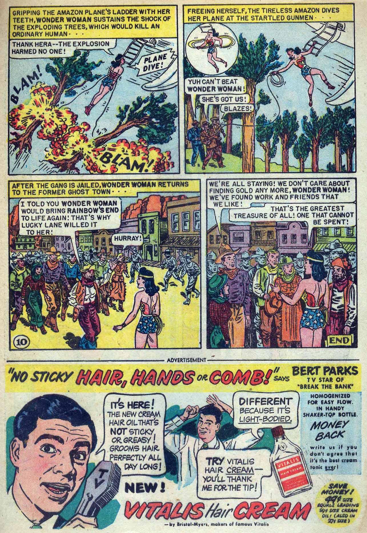 Read online Wonder Woman (1942) comic -  Issue #53 - 41