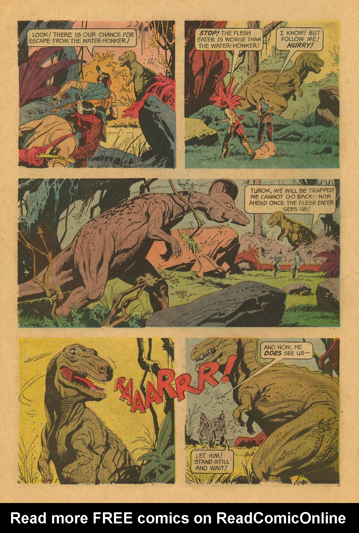 Read online Turok, Son of Stone comic -  Issue #49 - 26