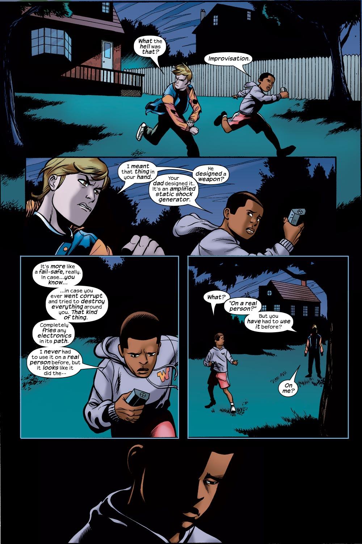 Read online Machine Teen comic -  Issue #4 - 14