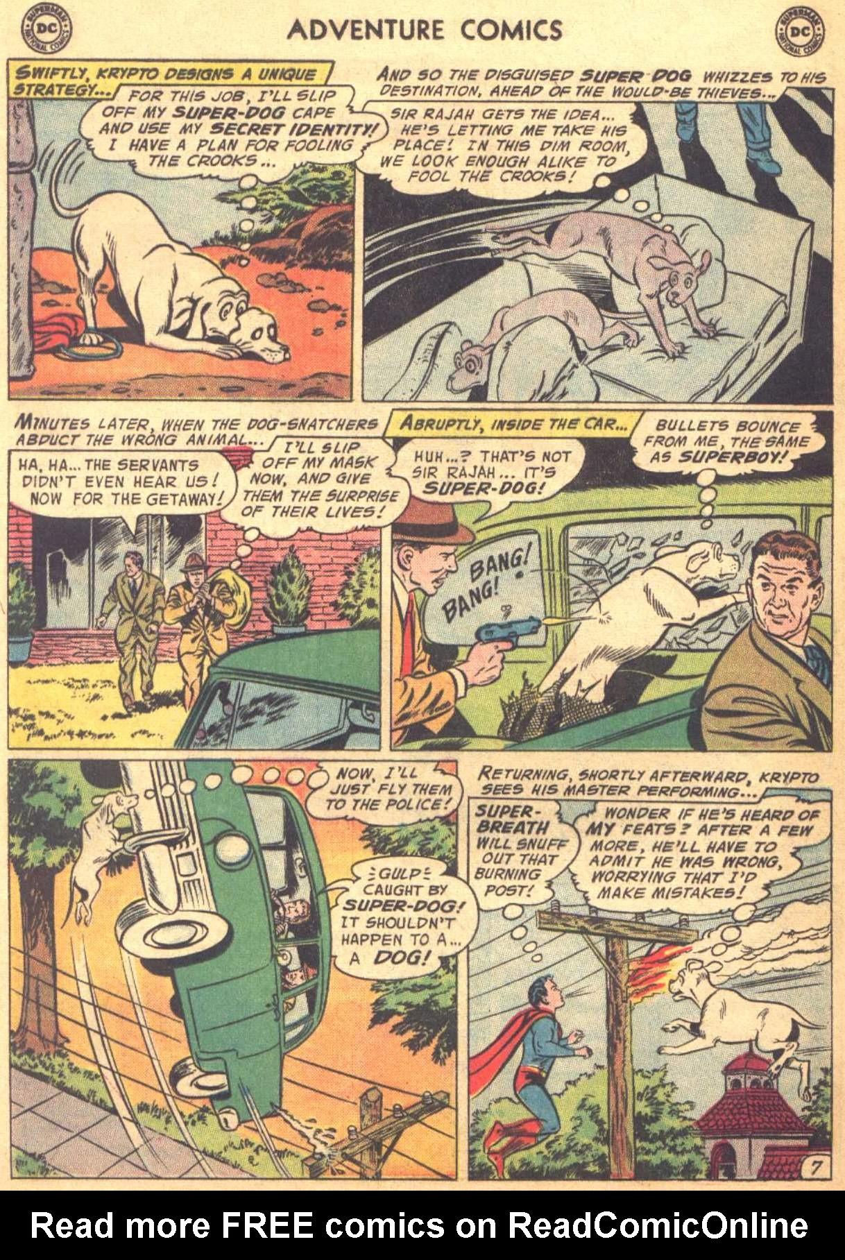 Read online Adventure Comics (1938) comic -  Issue #330 - 28