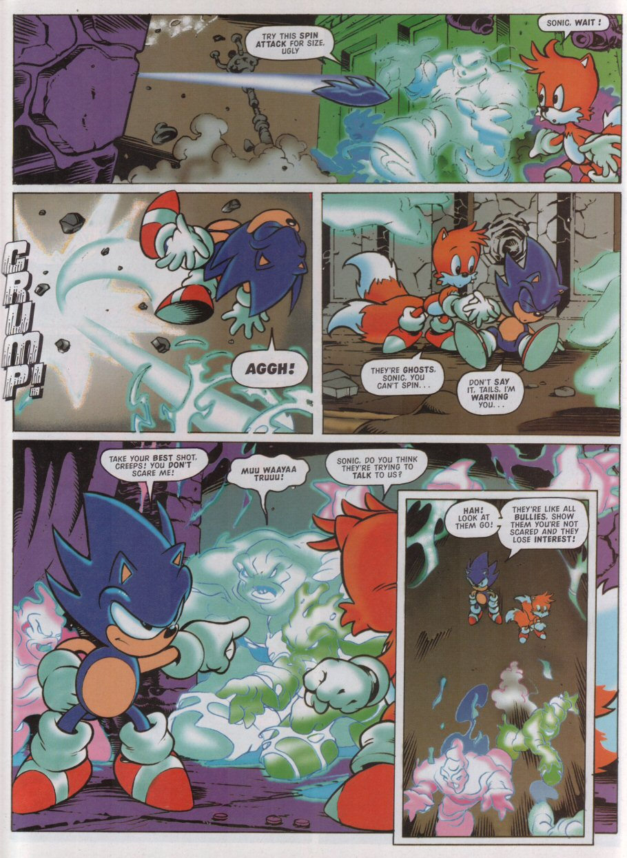 Read online Sonic the Comic comic -  Issue #126 - 6