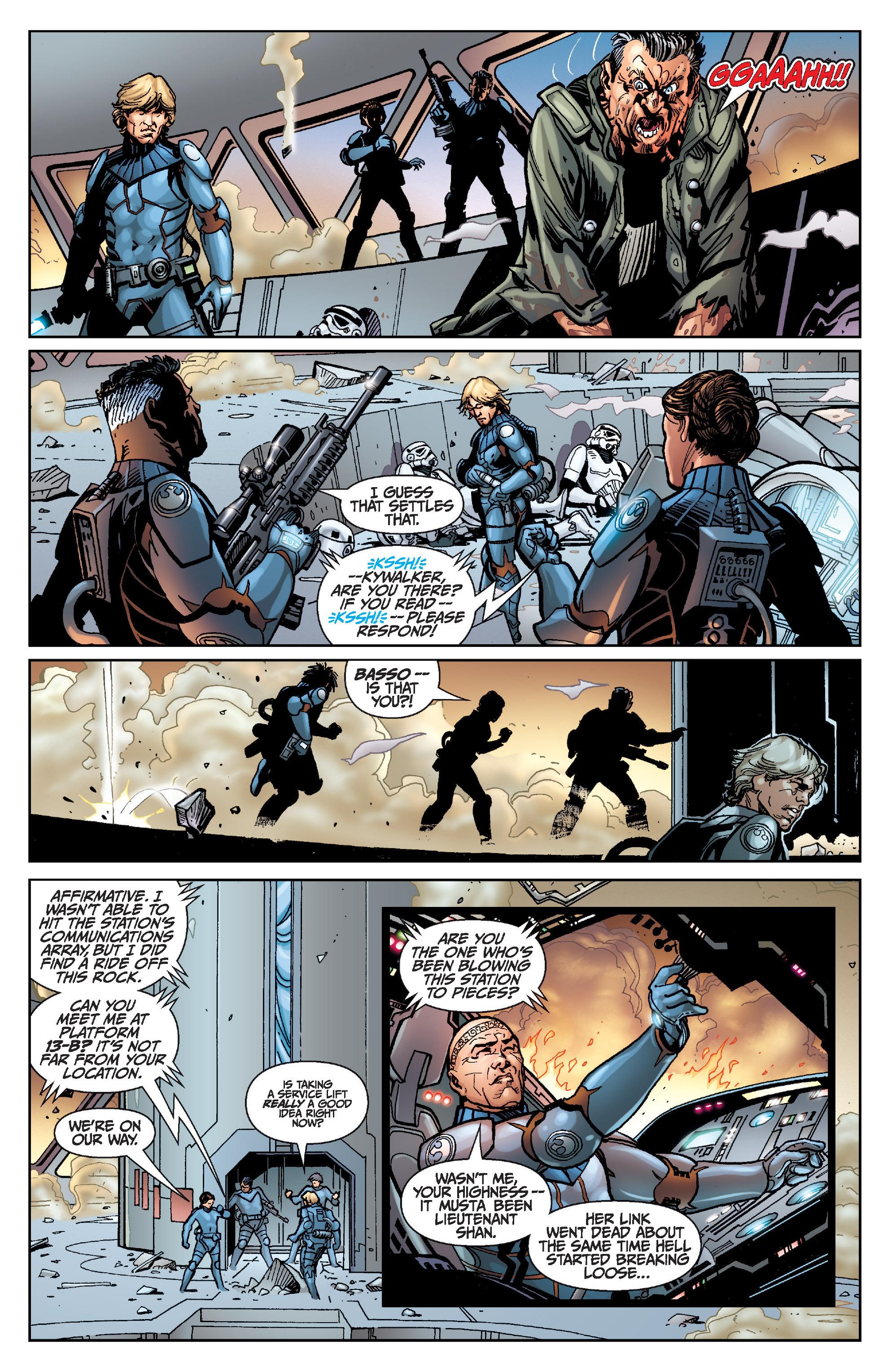 Read online Star Wars Omnibus comic -  Issue # Vol. 20 - 378