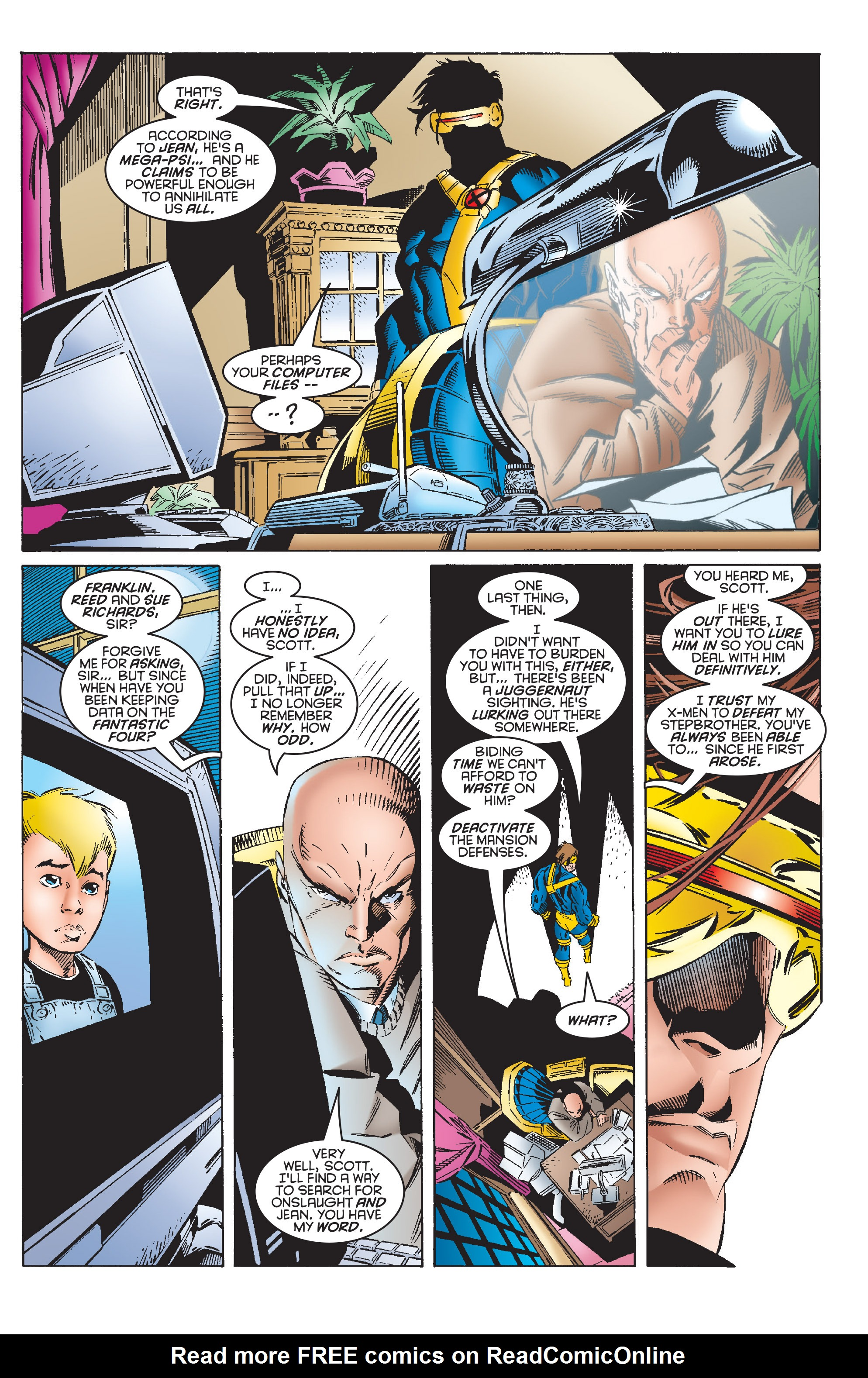 X-Men (1991) 54 Page 11