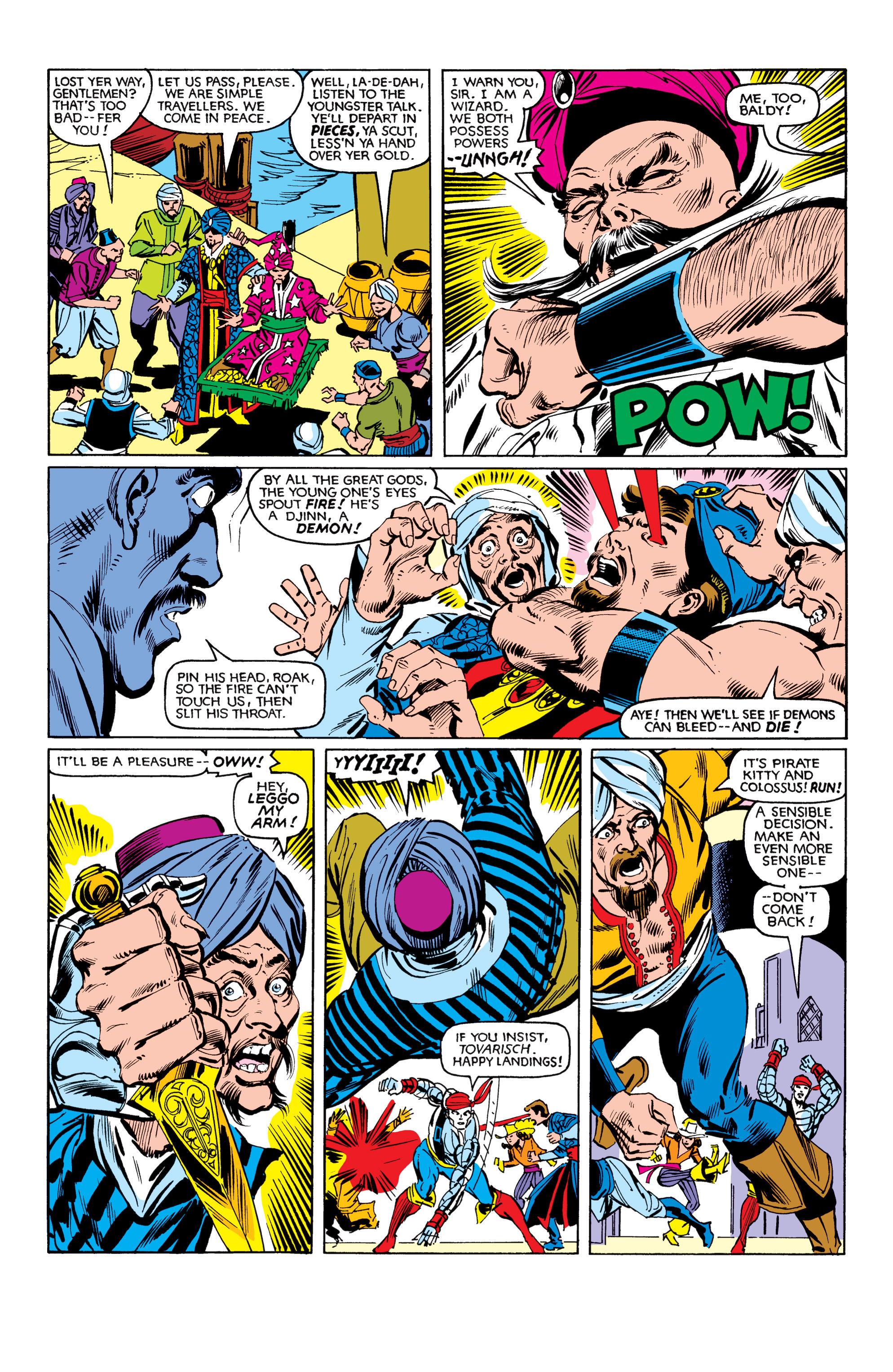 Read online Uncanny X-Men (1963) comic -  Issue #153 - 7