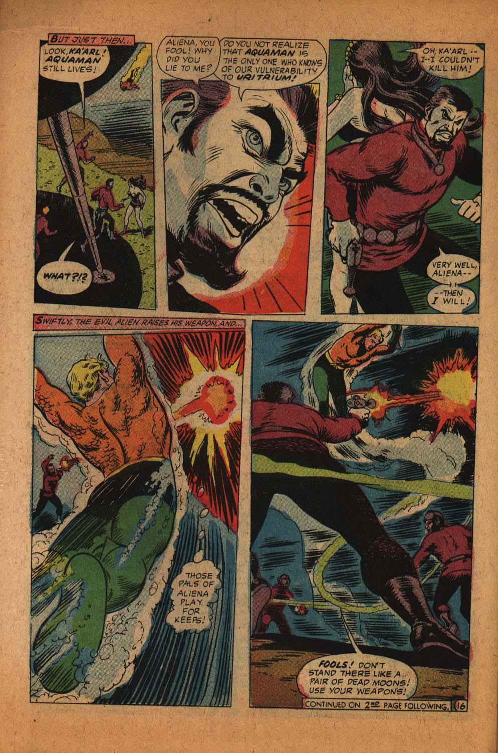 Read online Aquaman (1962) comic -  Issue #39 - 23