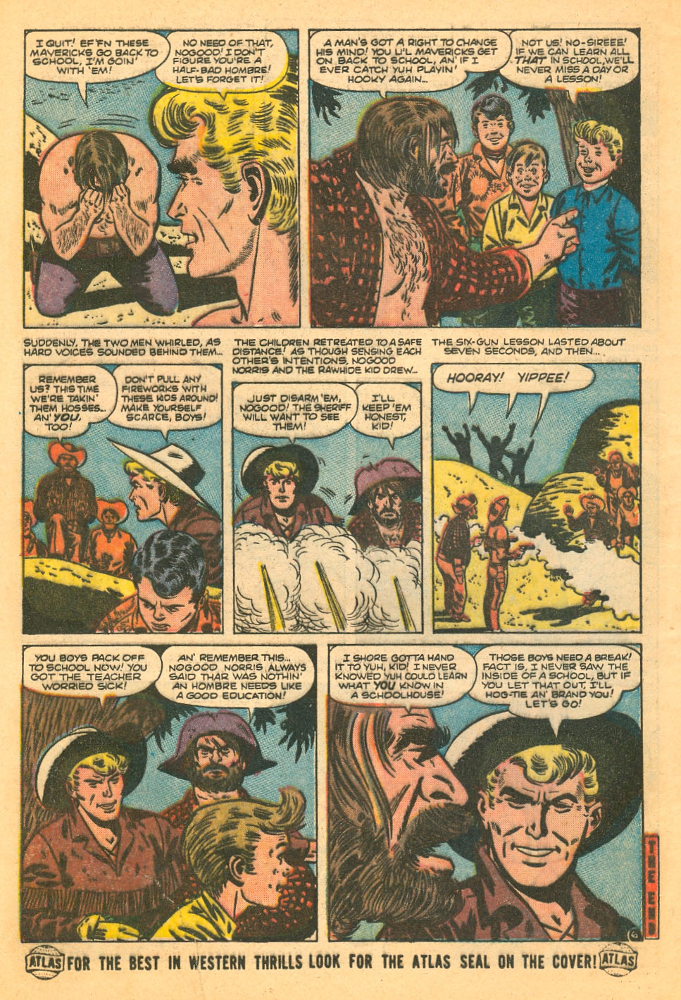 The Rawhide Kid (1955) issue 3 - Page 8