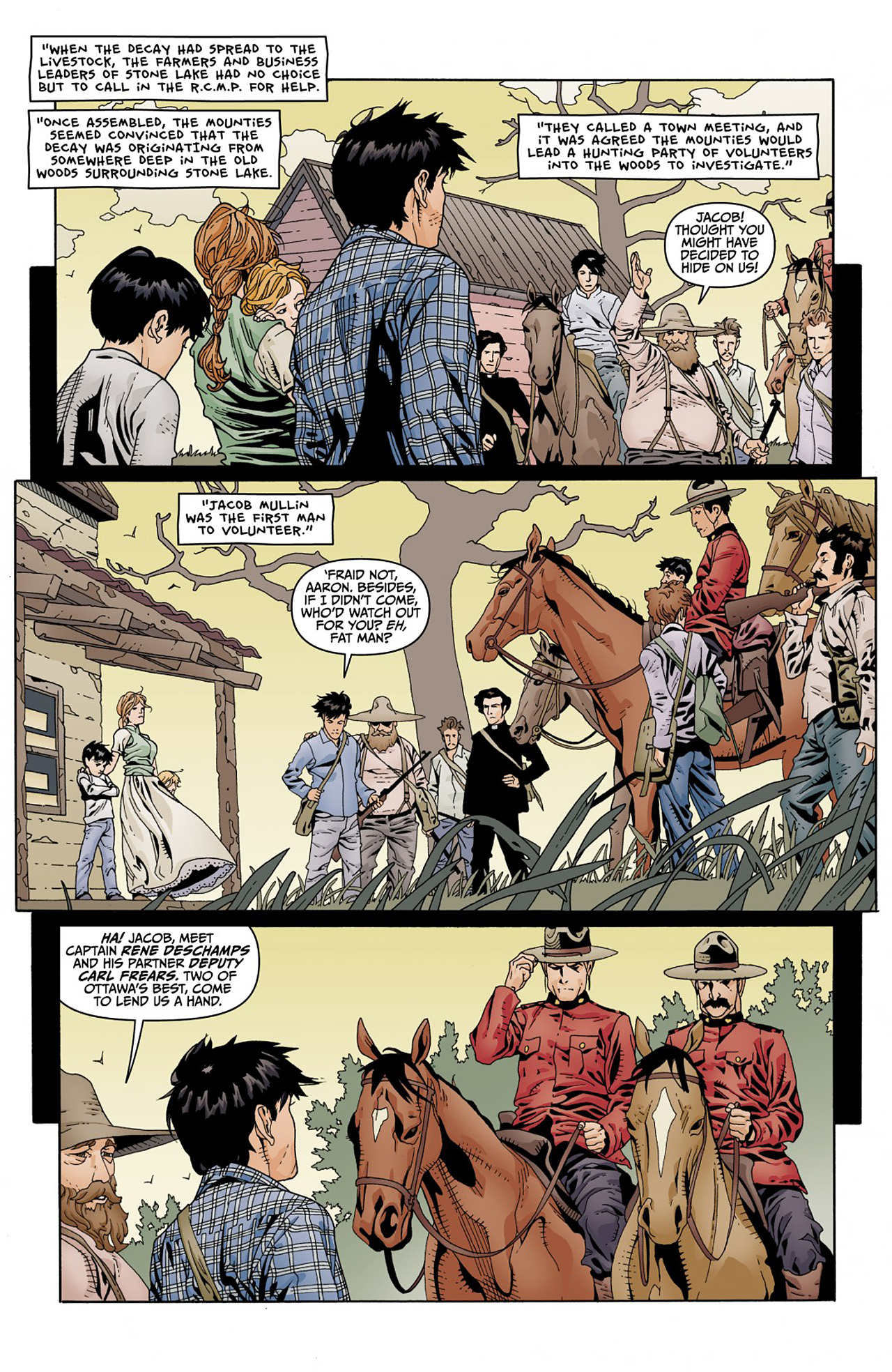 Read online Animal Man (2011) comic -  Issue #Animal Man (2011) _Annual 1 - 8