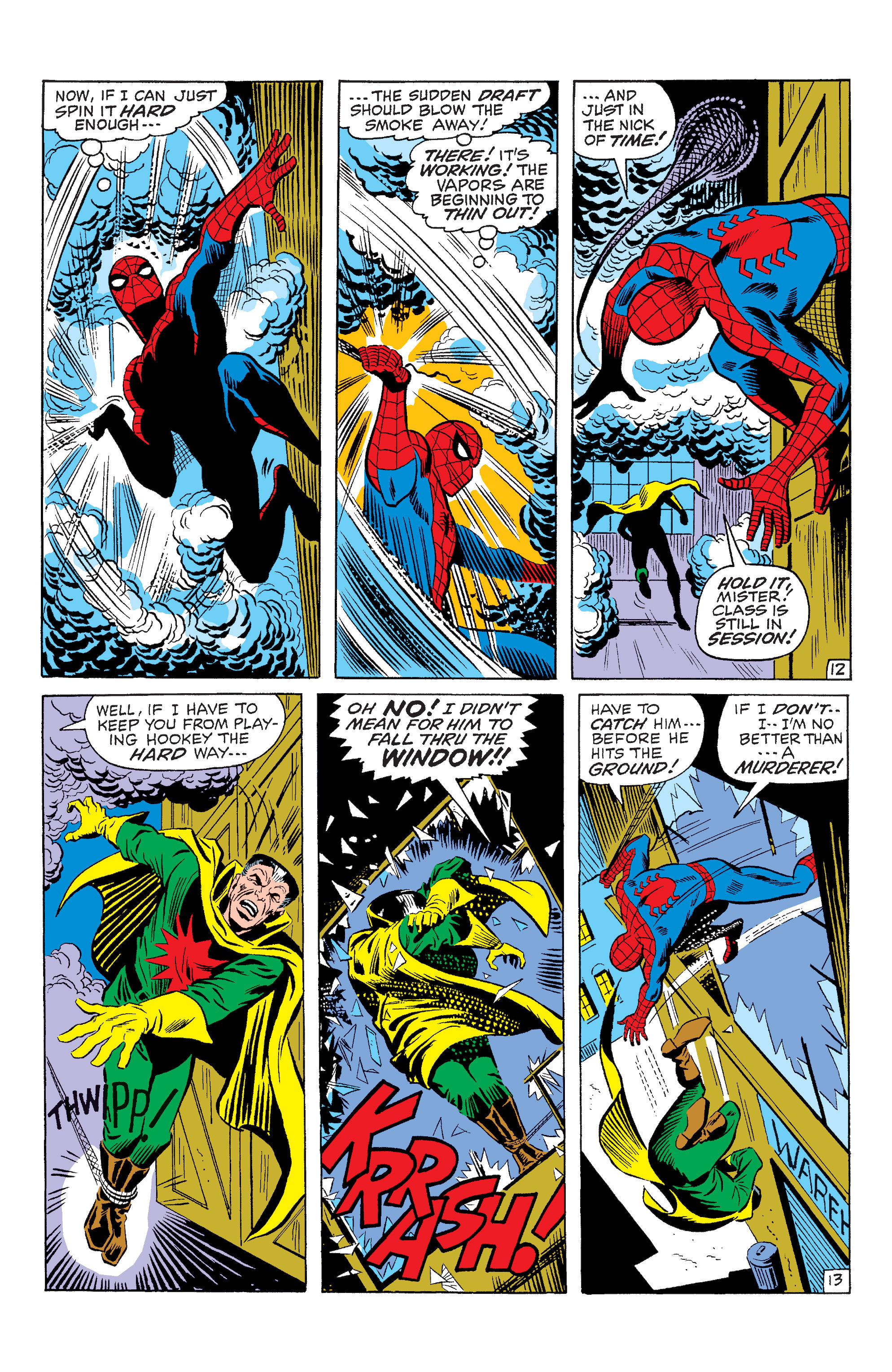 The Amazing Spider-Man (1963) 85 Page 12