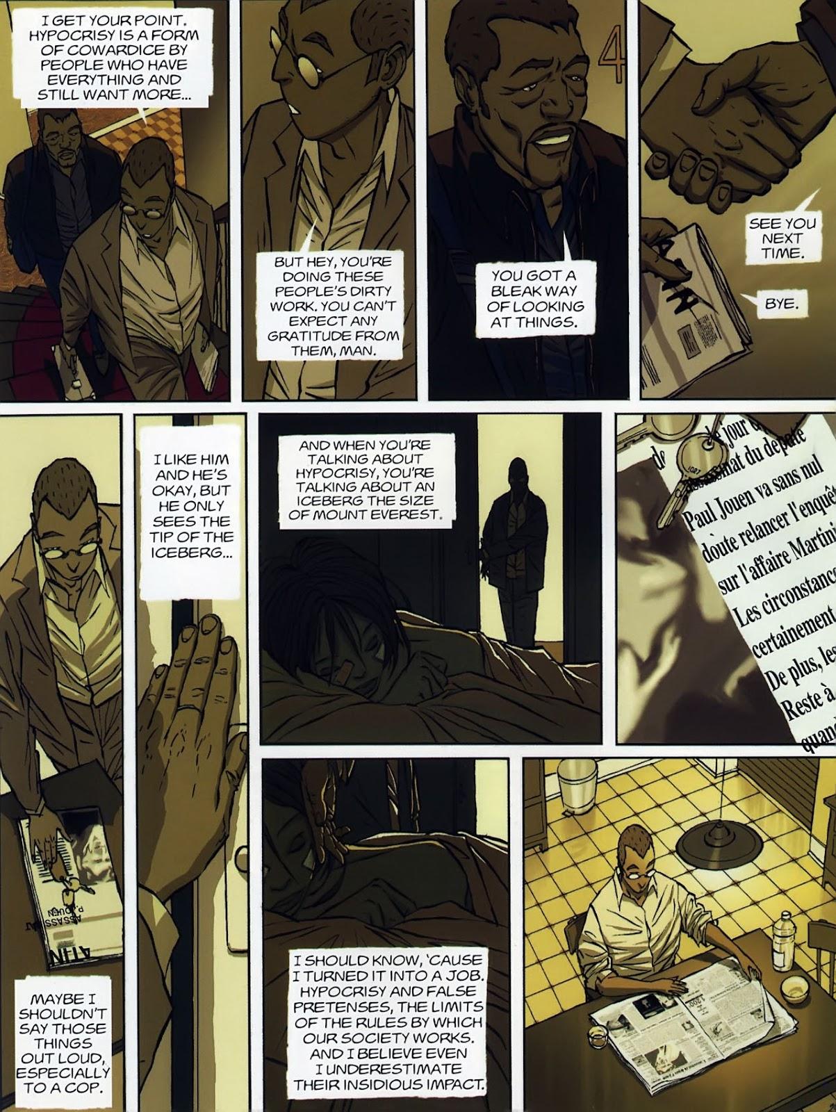 Read online The Killer comic -  Issue #7 - 26
