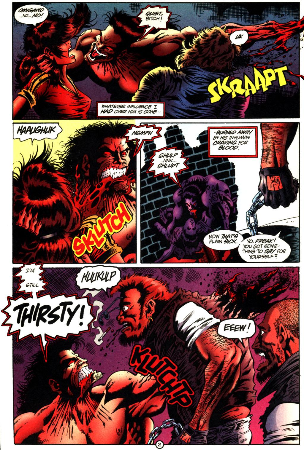 Read online Rune (1995) comic -  Issue # _Infinity - 4