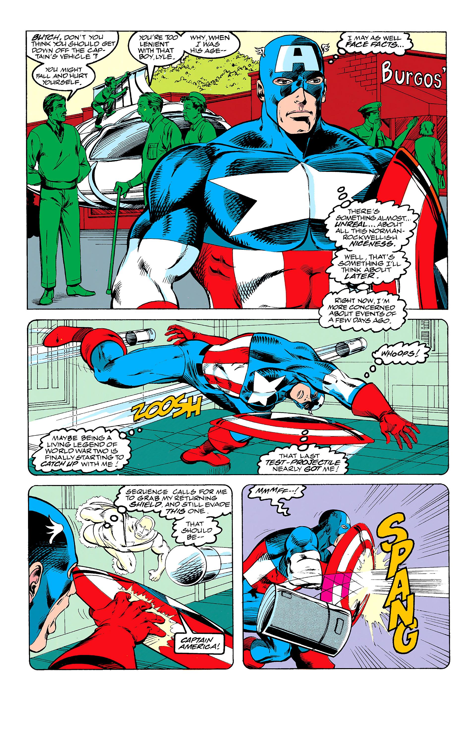 Read online Captain America (1968) comic -  Issue # _Annual 11 - 6
