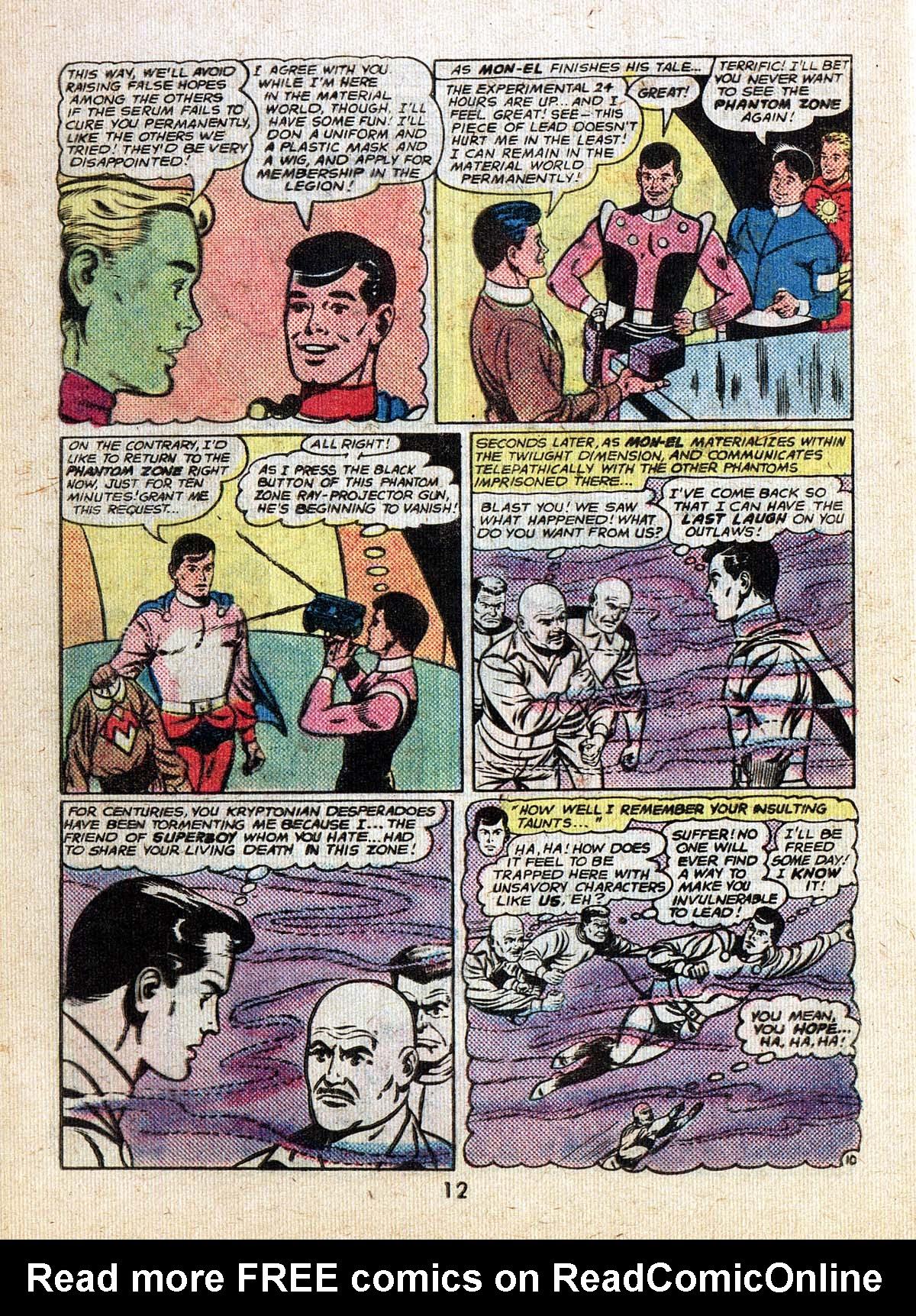 Read online Adventure Comics (1938) comic -  Issue #500 - 12