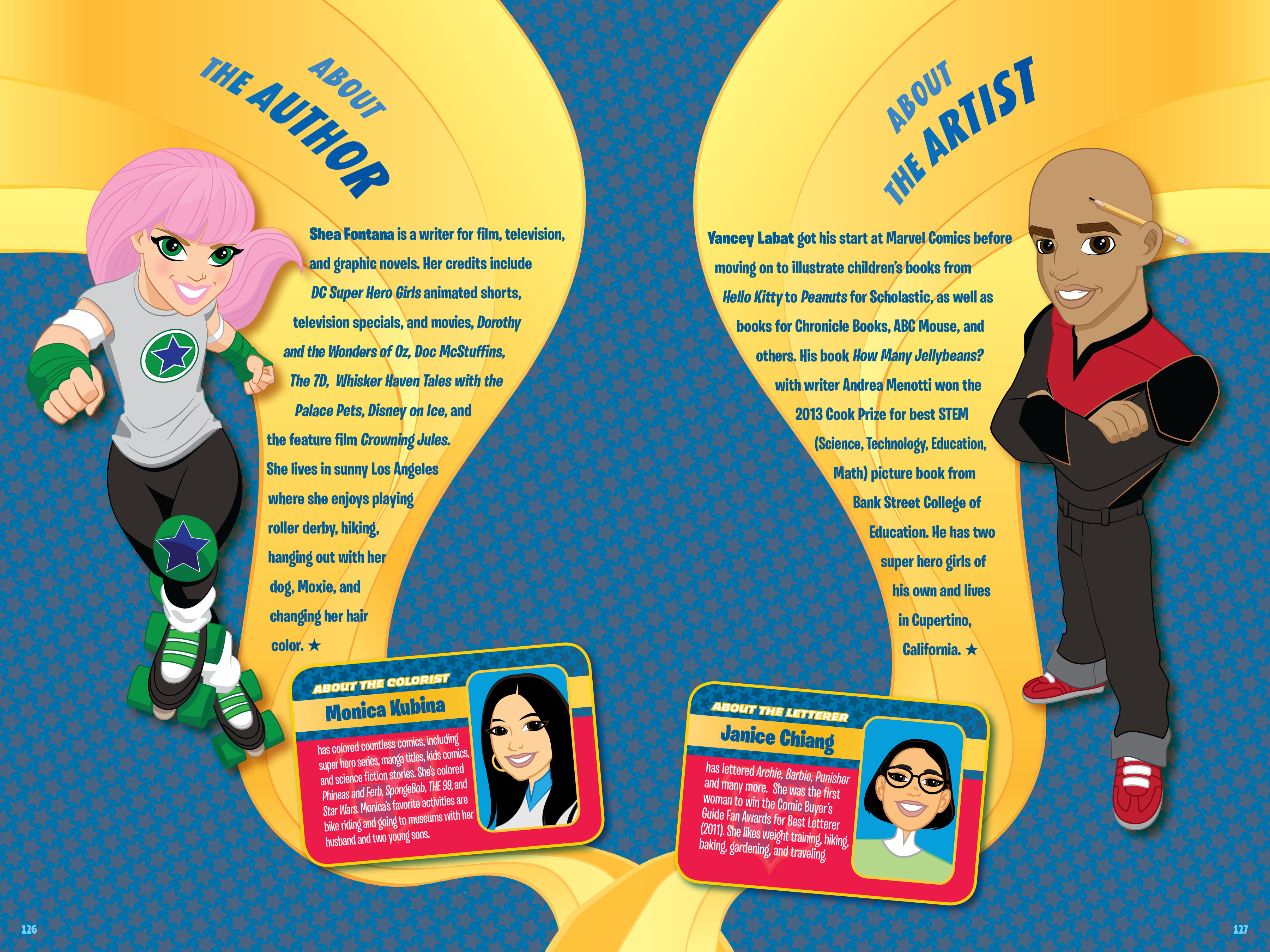 Read online DC Super Hero Girls: Hits and Myths comic -  Issue # Full - 121