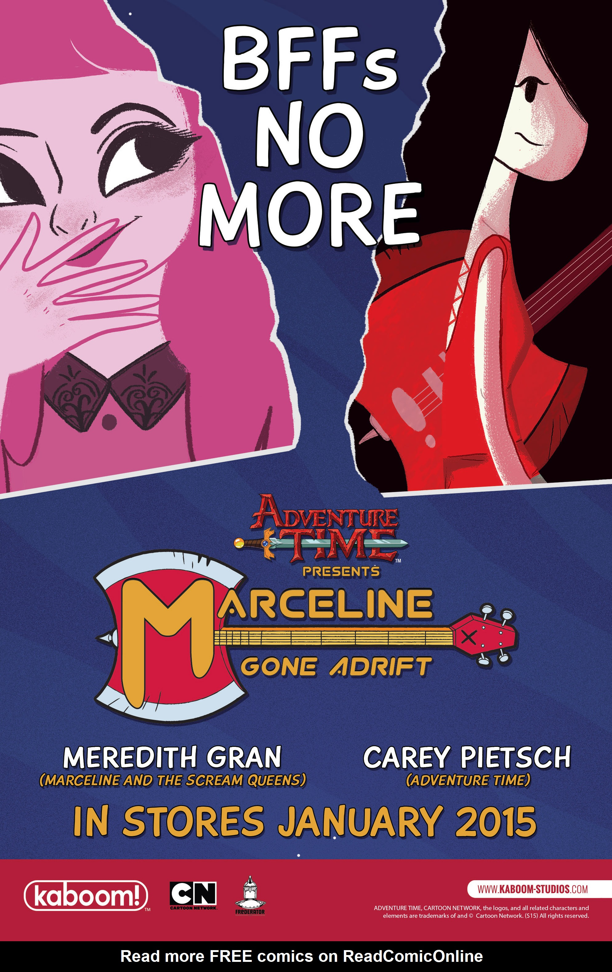 Read online Adventure Time comic -  Issue #34 - 26
