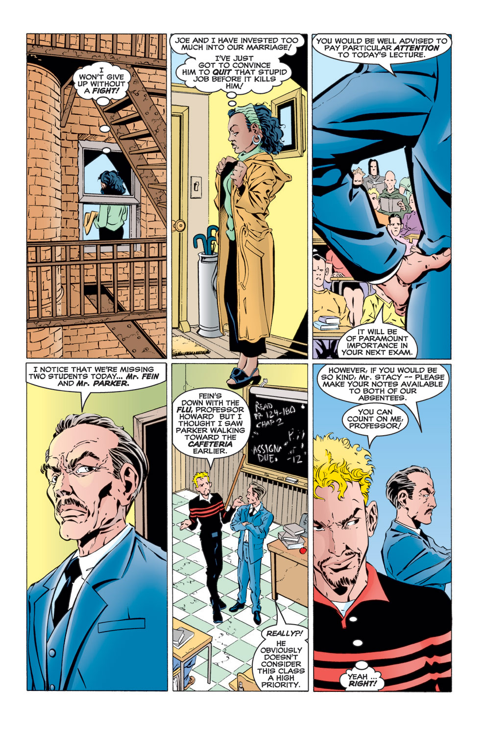 The Amazing Spider-Man (1963) 425 Page 15