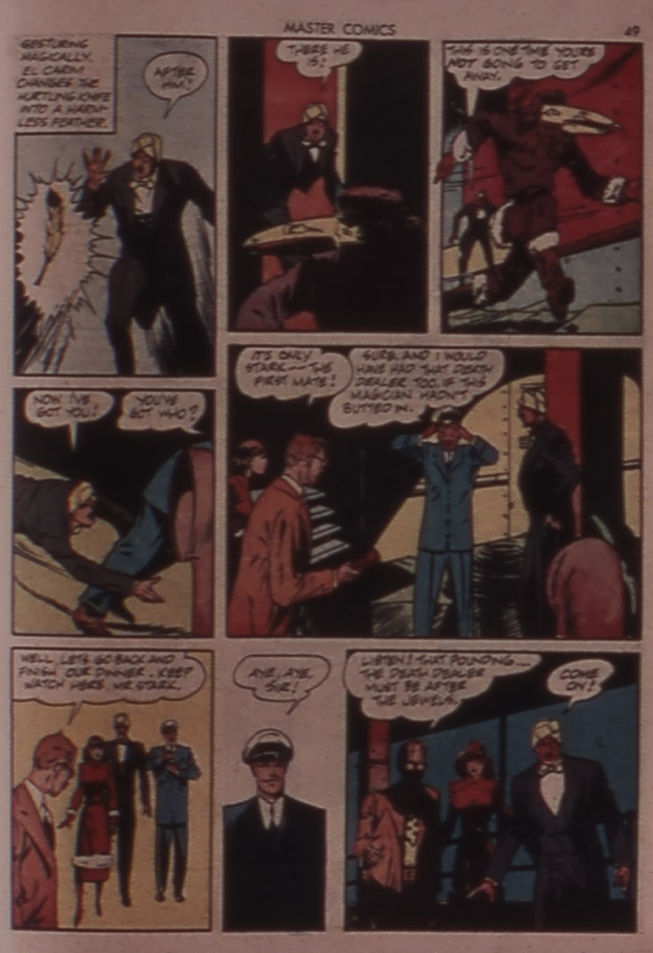 Master Comics issue 30 - Page 49