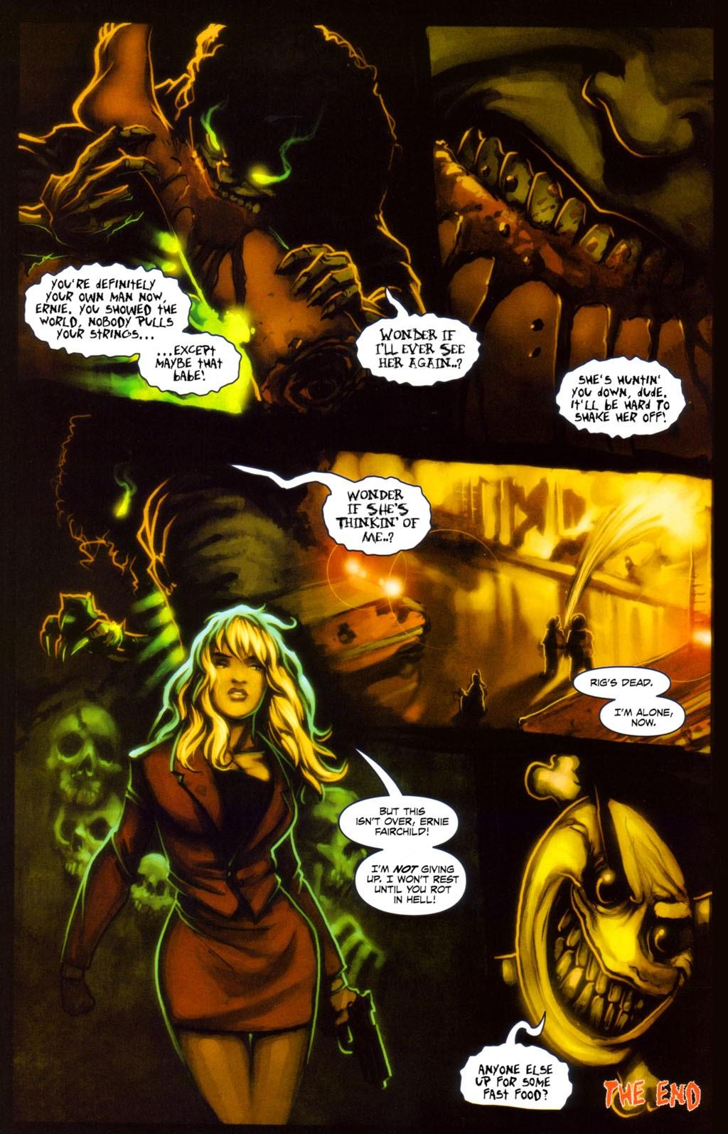 Read online Evil Ernie in Santa Fe comic -  Issue #4 - 22