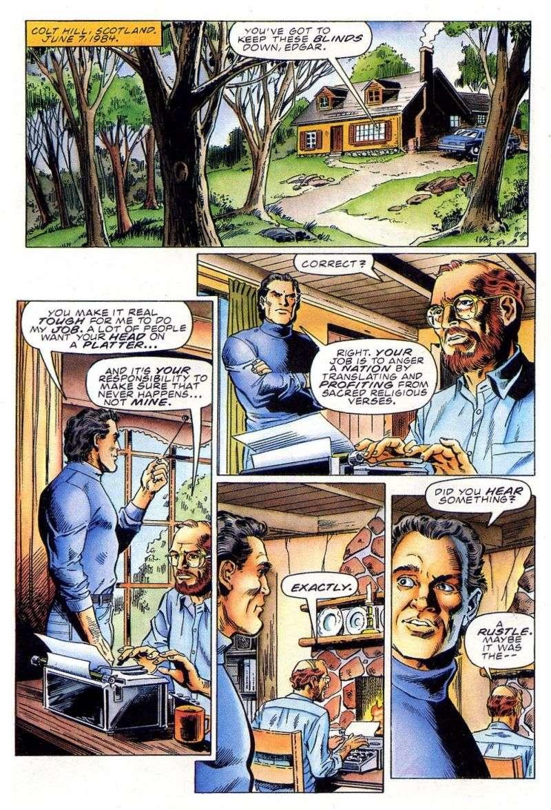 Read online Secret Weapons comic -  Issue #11 - 3