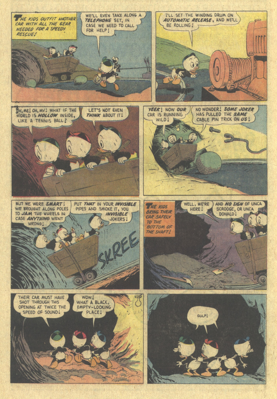 Read online Uncle Scrooge (1953) comic -  Issue #109 - 8
