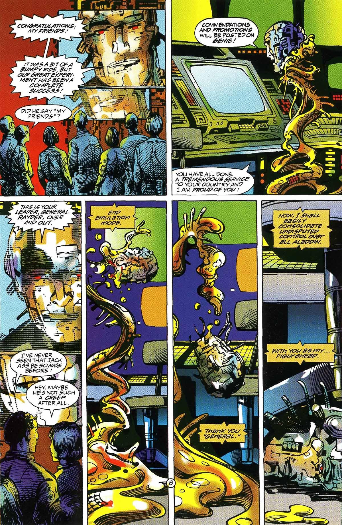 Read online Rune (1994) comic -  Issue #5 - 9