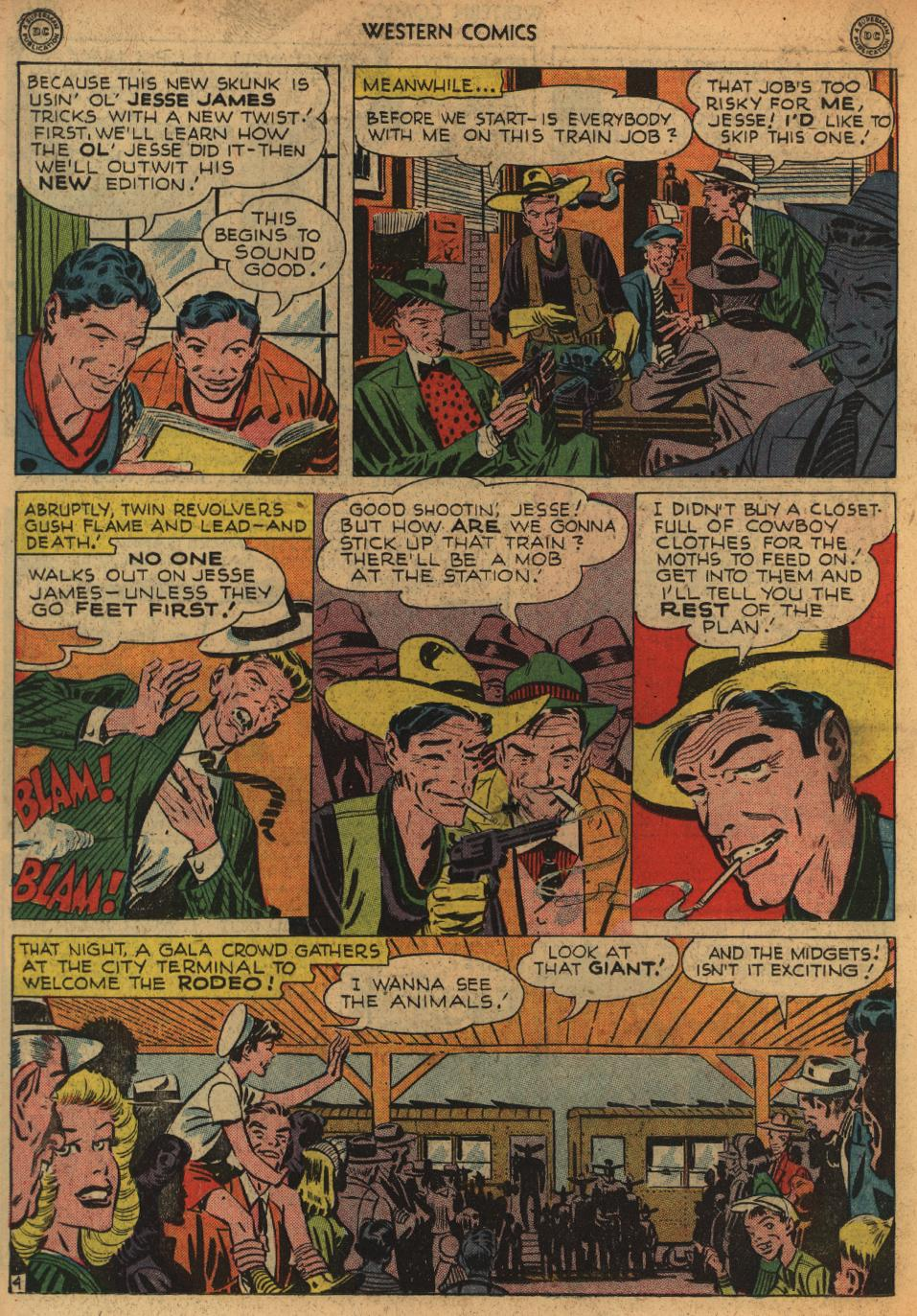 Western Comics issue 1 - Page 26