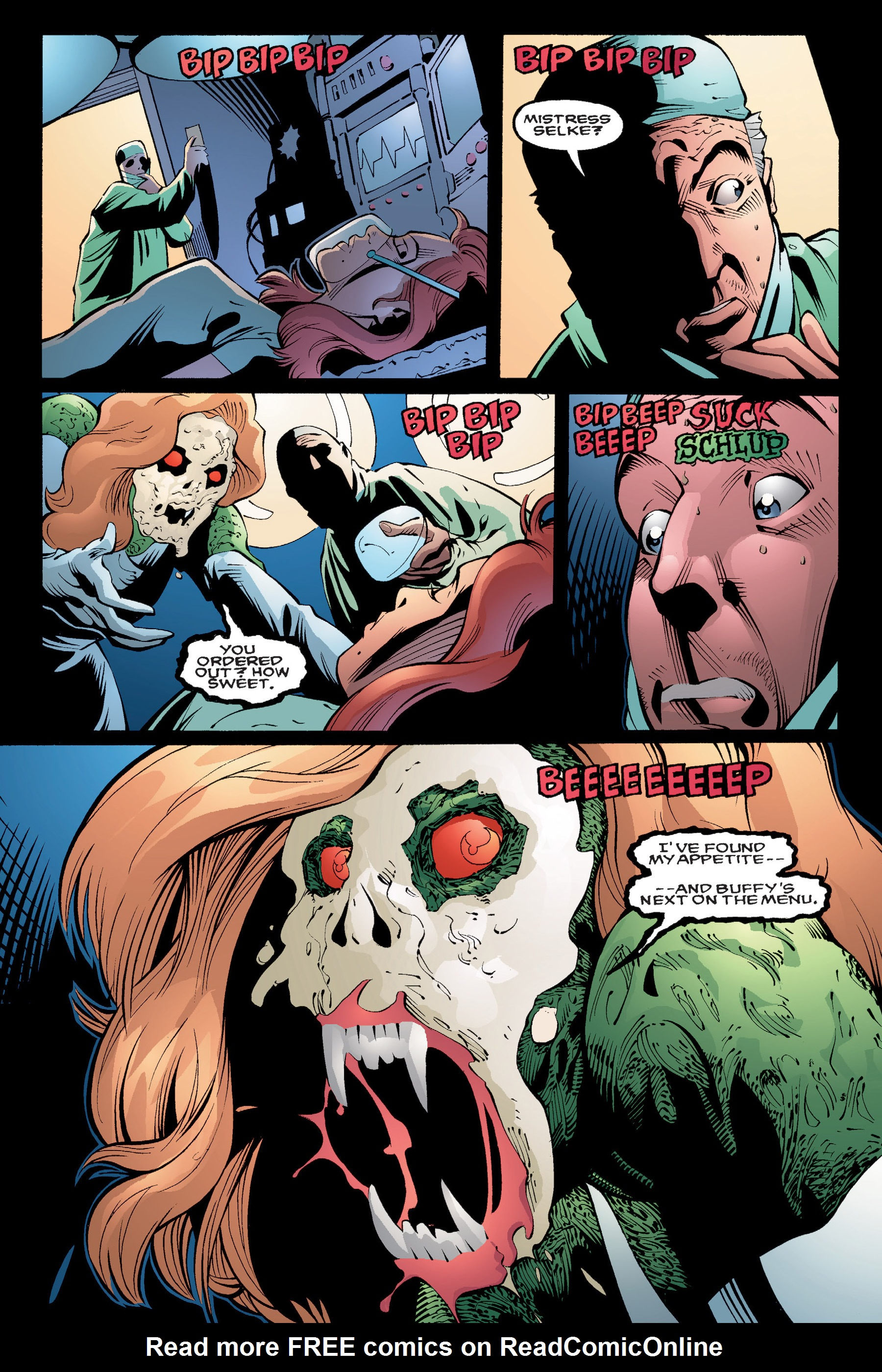 Read online Buffy the Vampire Slayer: Omnibus comic -  Issue # TPB 4 - 31