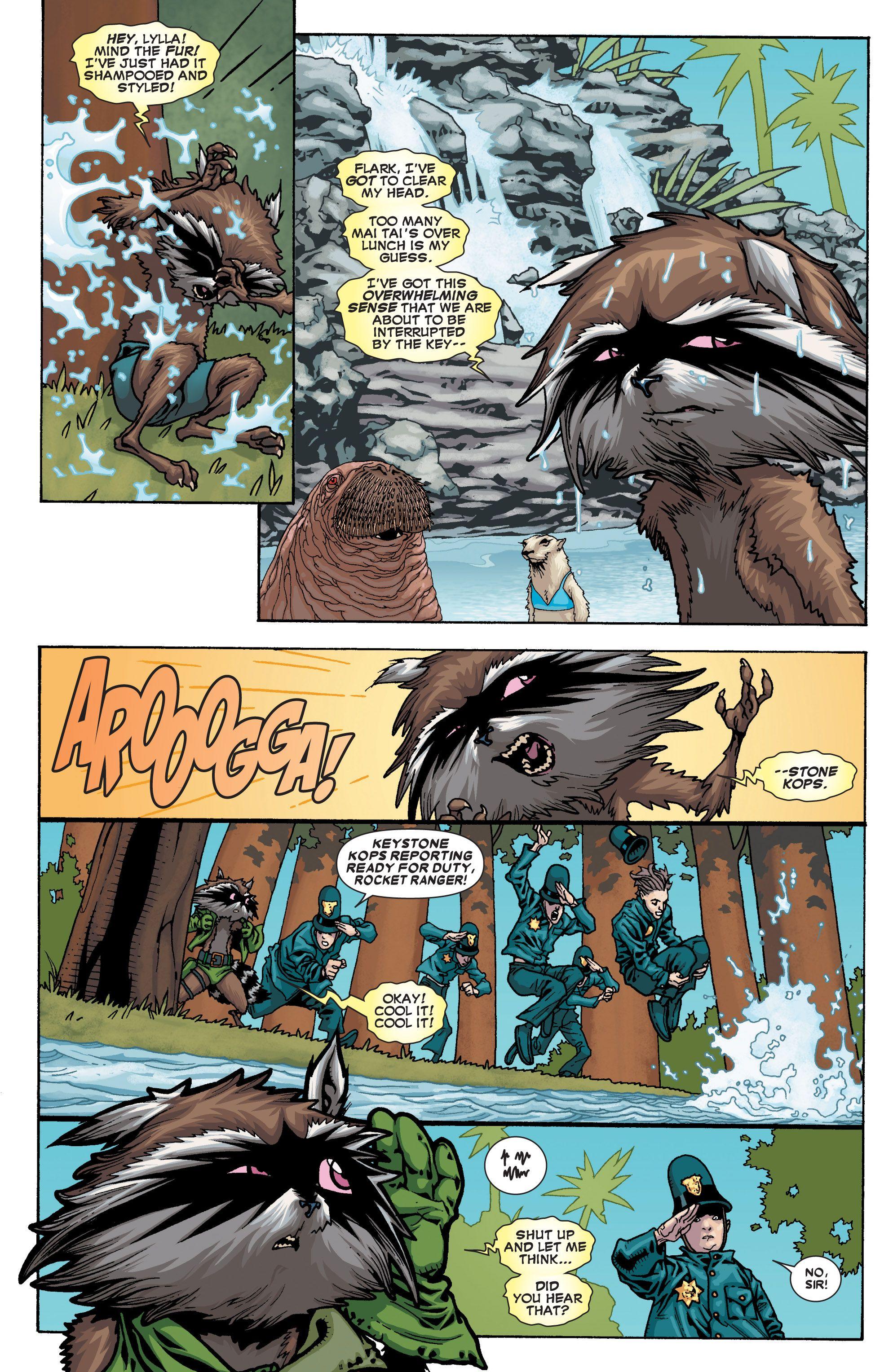 Read online Annihilators comic -  Issue #4 - 23