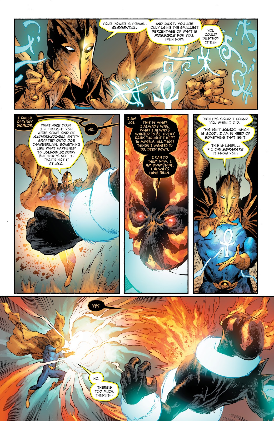 Read online The Curse of Brimstone: Ashes comic -  Issue # TPB (Part 1) - 90