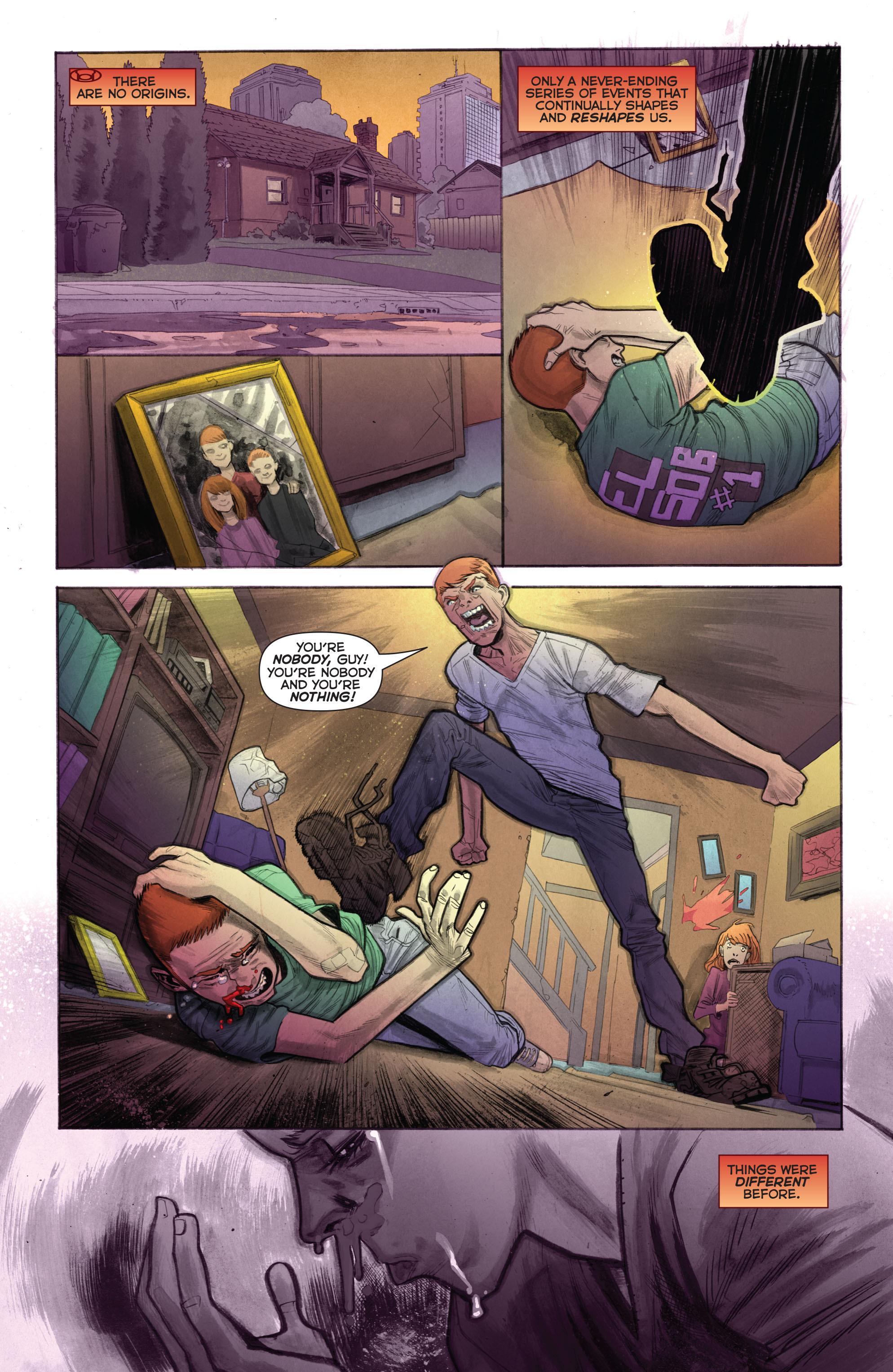 Read online Secret Origins (2014) comic -  Issue #11 - 2