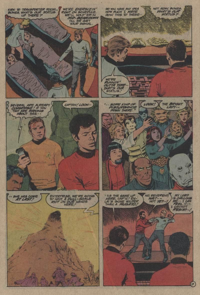 Star Trek (1984) #56 #59 - English 18