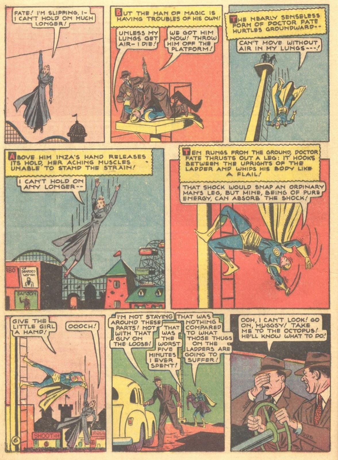 Comic More Fun Comics issue 68