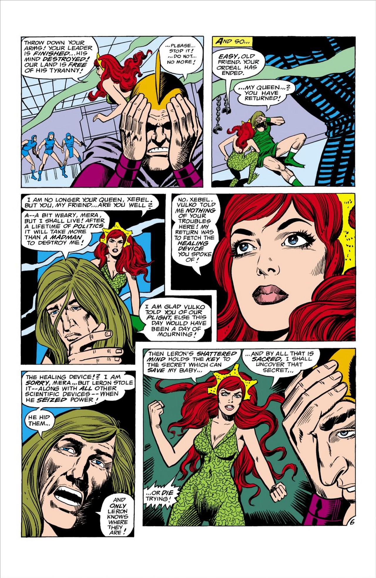 Read online Aquaman (1962) comic -  Issue #59 - 18