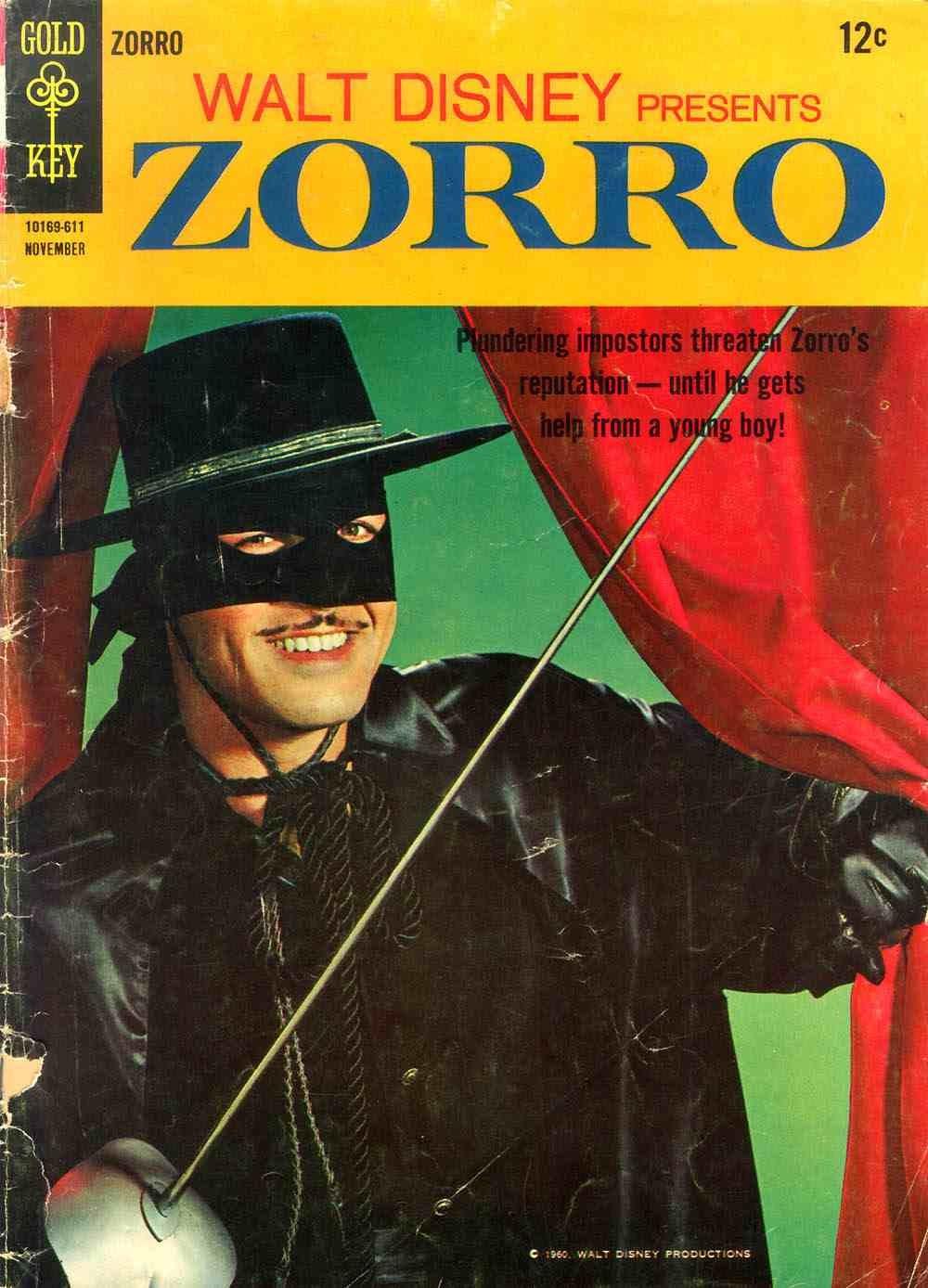 Zorro (1966) issue 4 - Page 1