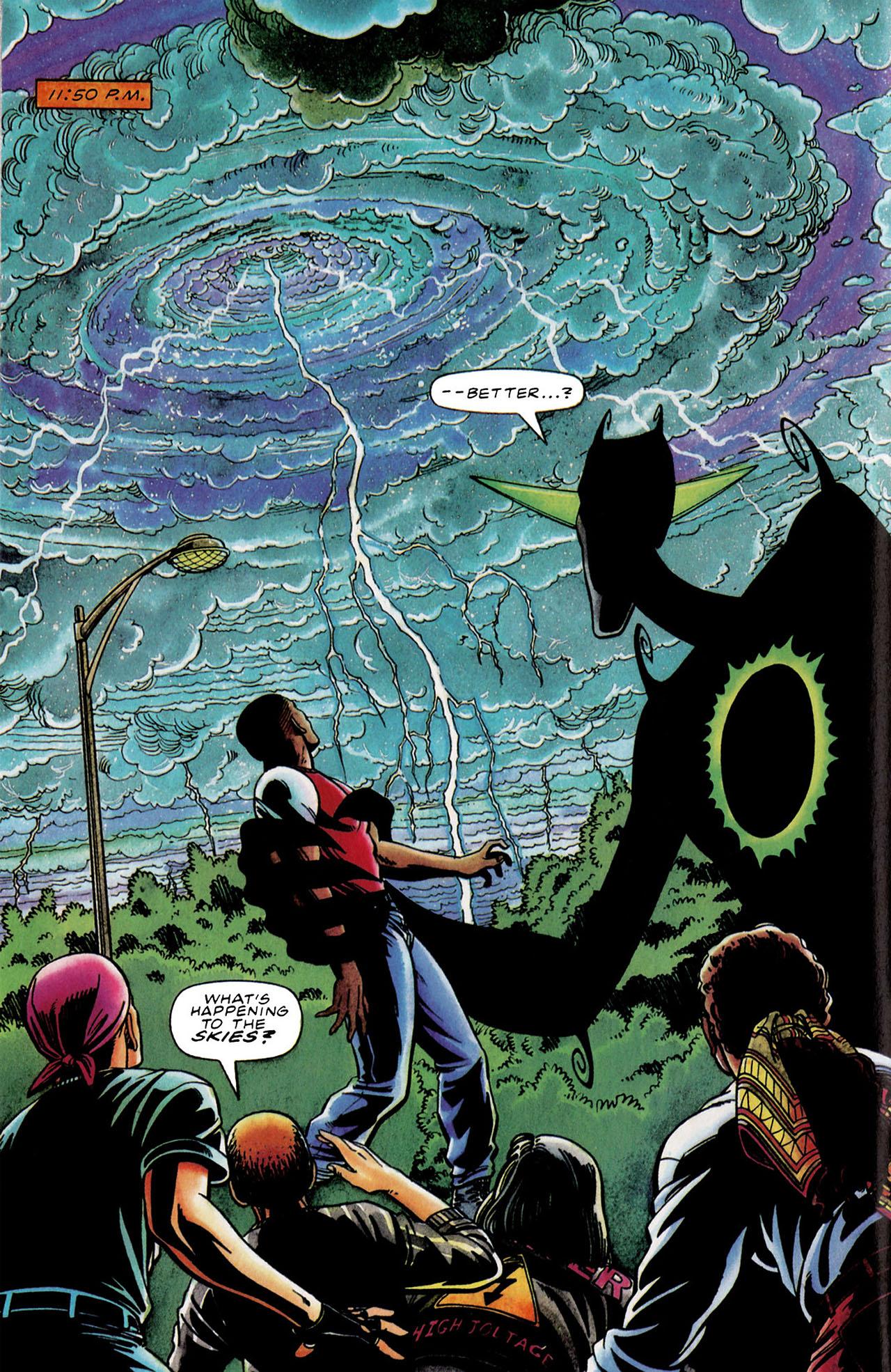 Read online Harbinger (1992) comic -  Issue #34 - 9