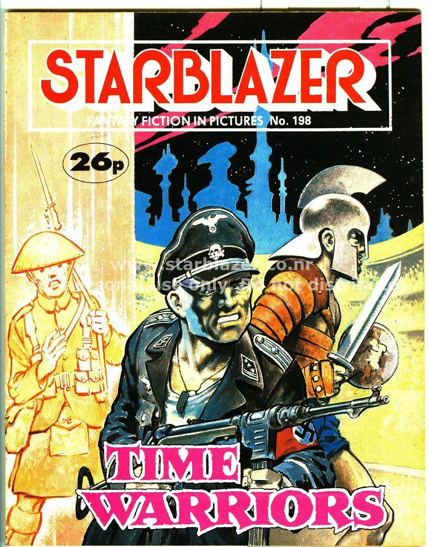 Starblazer issue 198 - Page 1