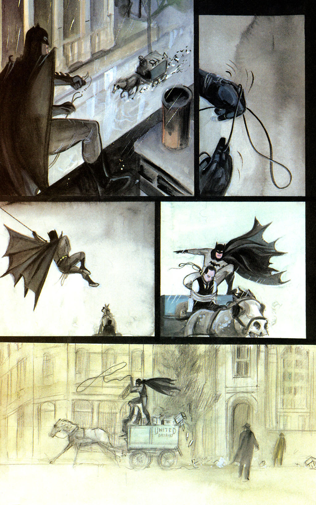 Read online Batman: The Order of Beasts comic -  Issue # Full - 34