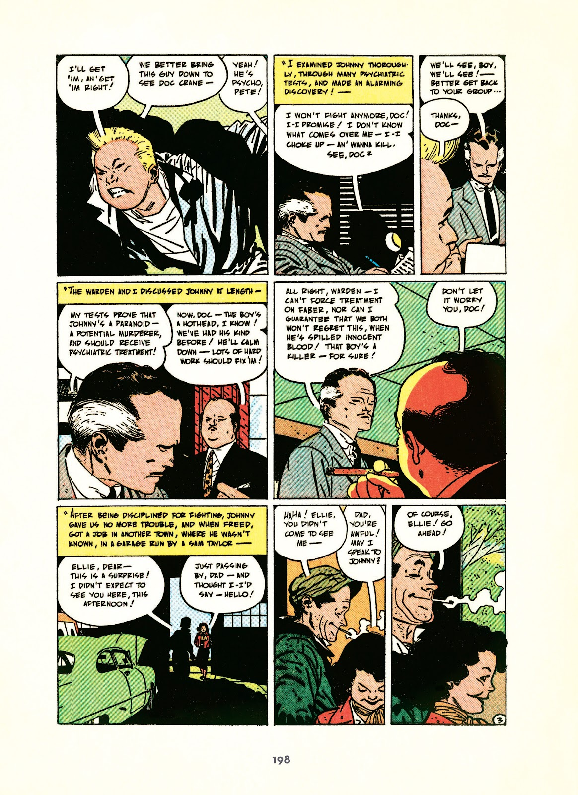 Read online Setting the Standard: Comics by Alex Toth 1952-1954 comic -  Issue # TPB (Part 2) - 99