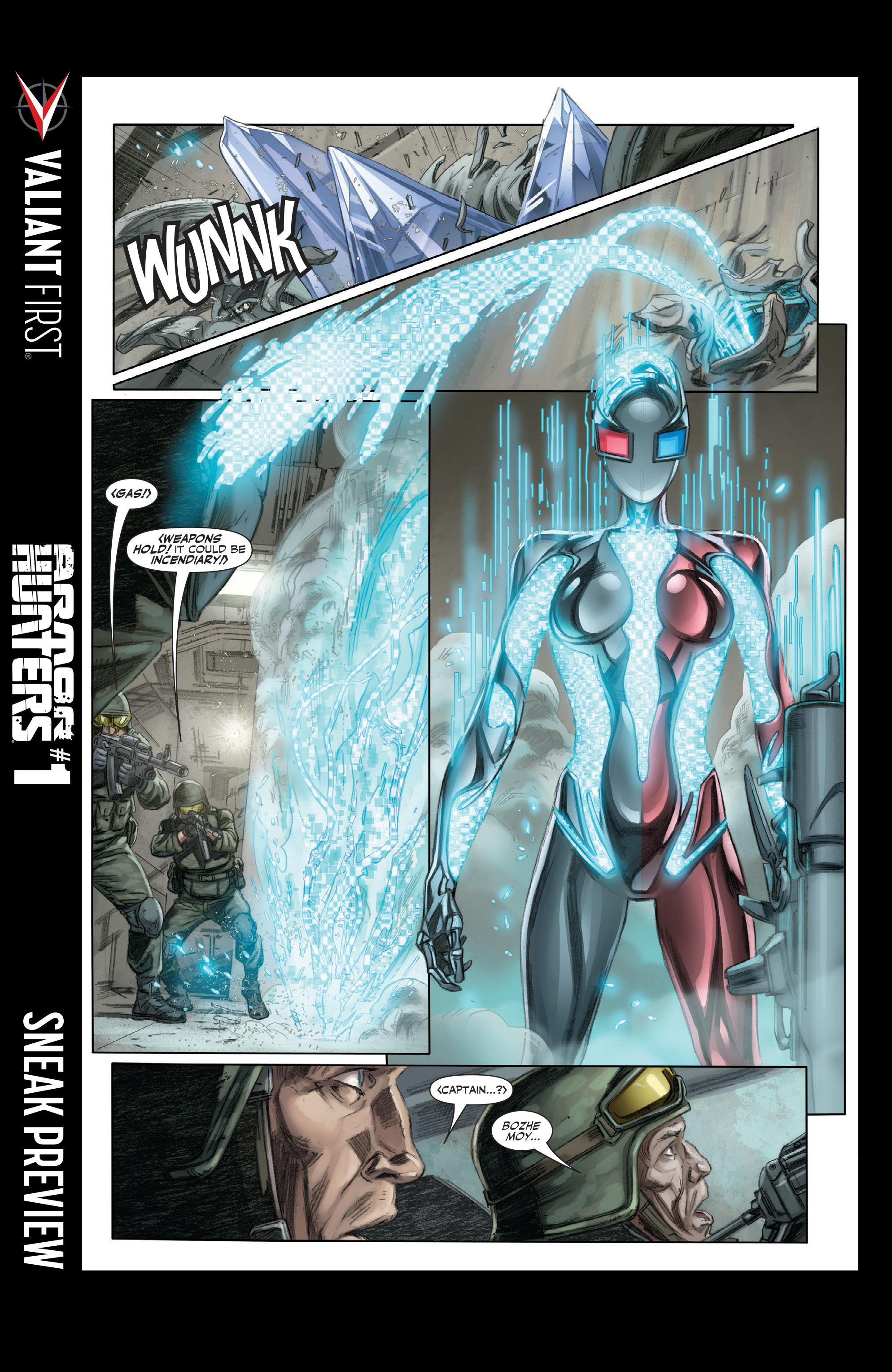 Read online Bloodshot and H.A.R.D.Corps comic -  Issue #21 - 29