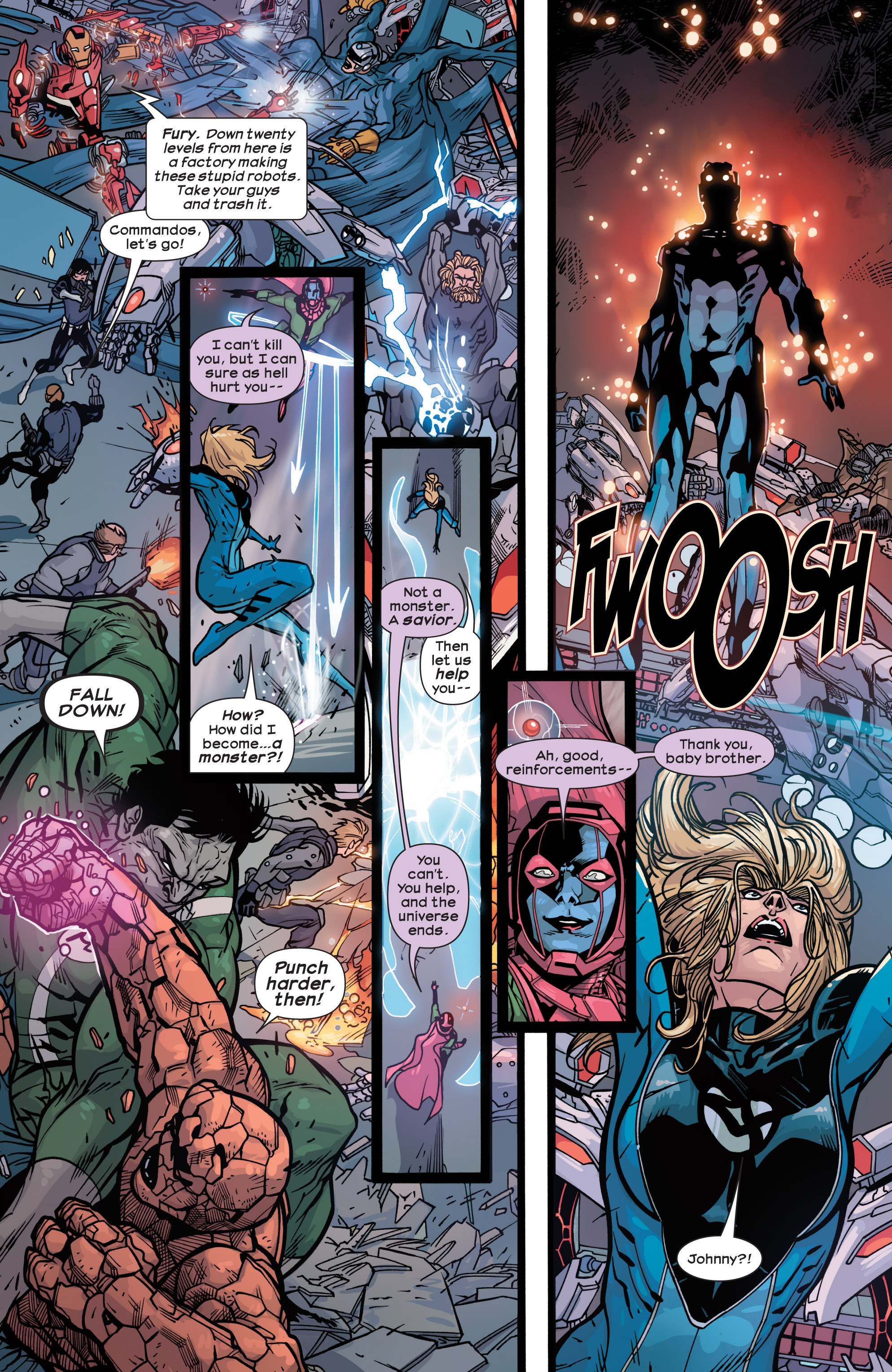Read online Ultimate Comics Ultimates comic -  Issue #30 - 7
